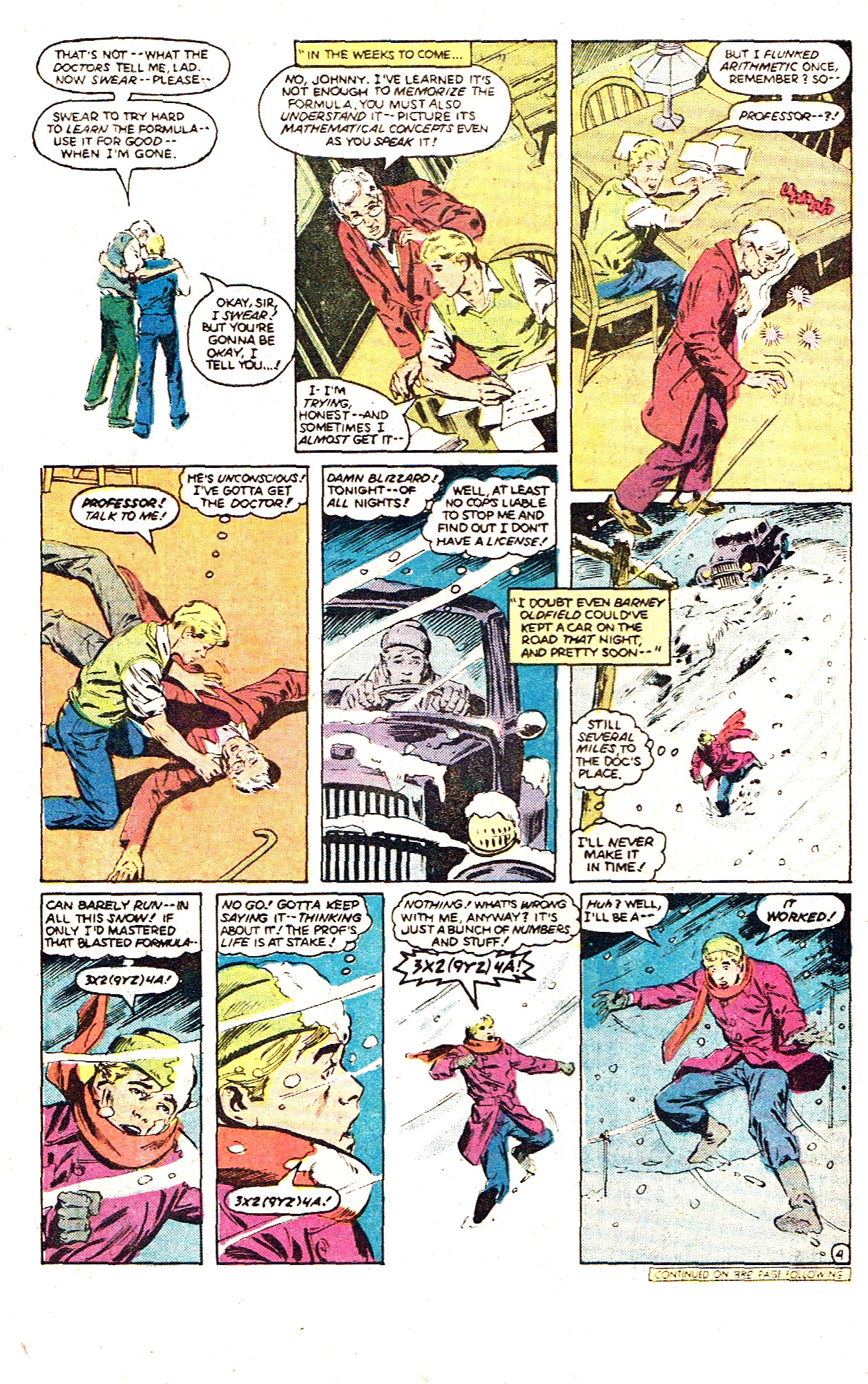 Read online All-Star Squadron comic -  Issue #65 - 6