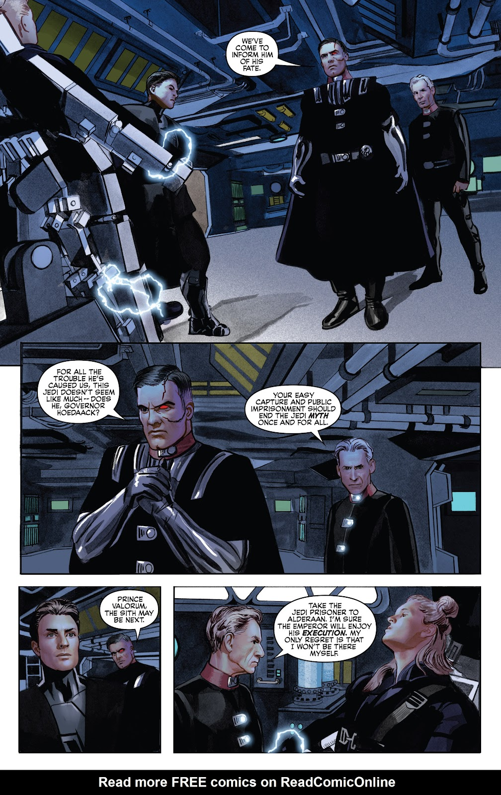 Read online Star Wars Legends: Infinities - Epic Collection comic -  Issue # TPB (Part 5) - 71