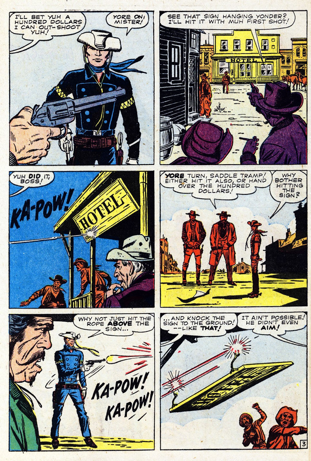 The Rawhide Kid (1955) issue 24 - Page 30