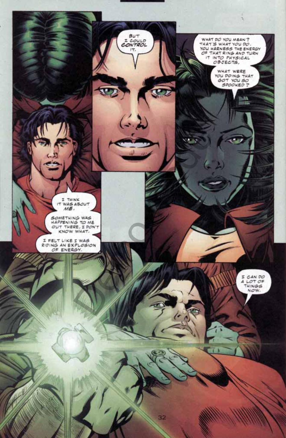 Read online Green Lantern: Our Worlds At War comic -  Issue # Full - 30