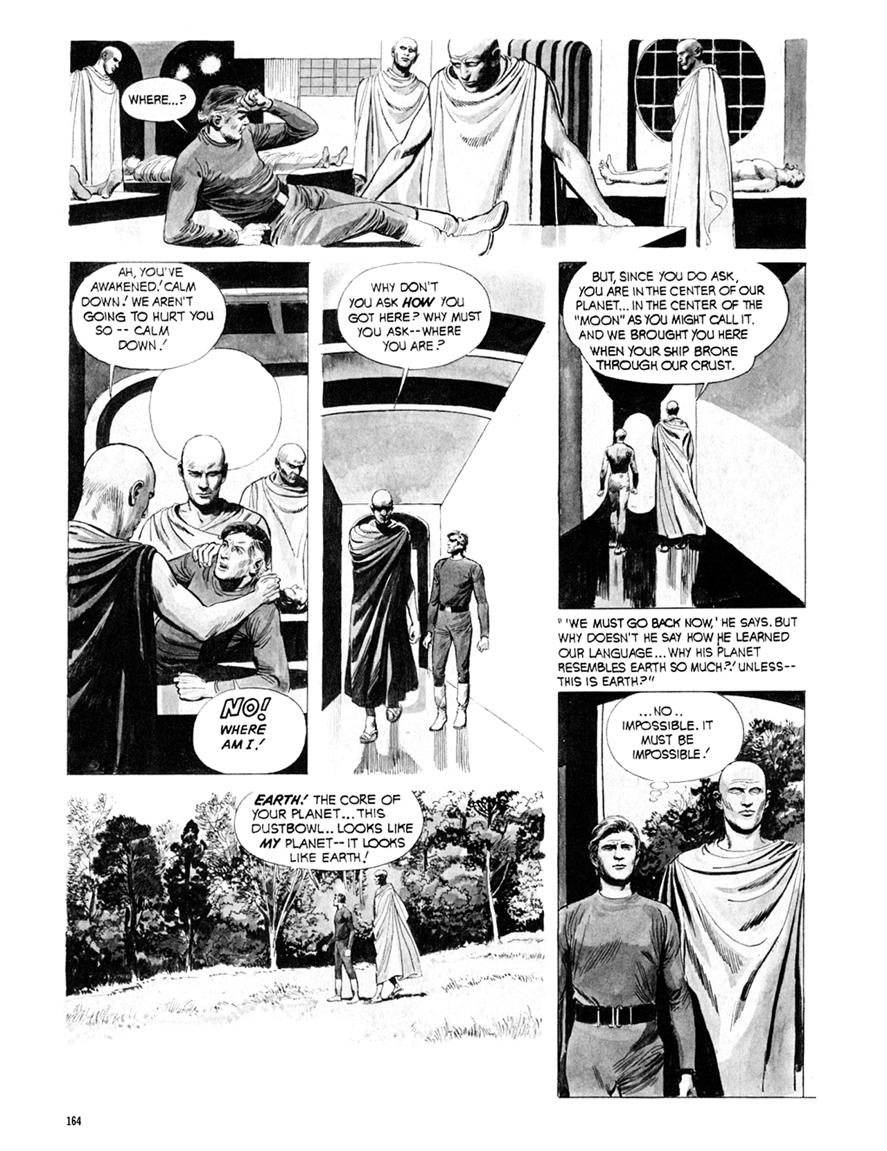 Read online Eerie Archives comic -  Issue # TPB 9 - 165