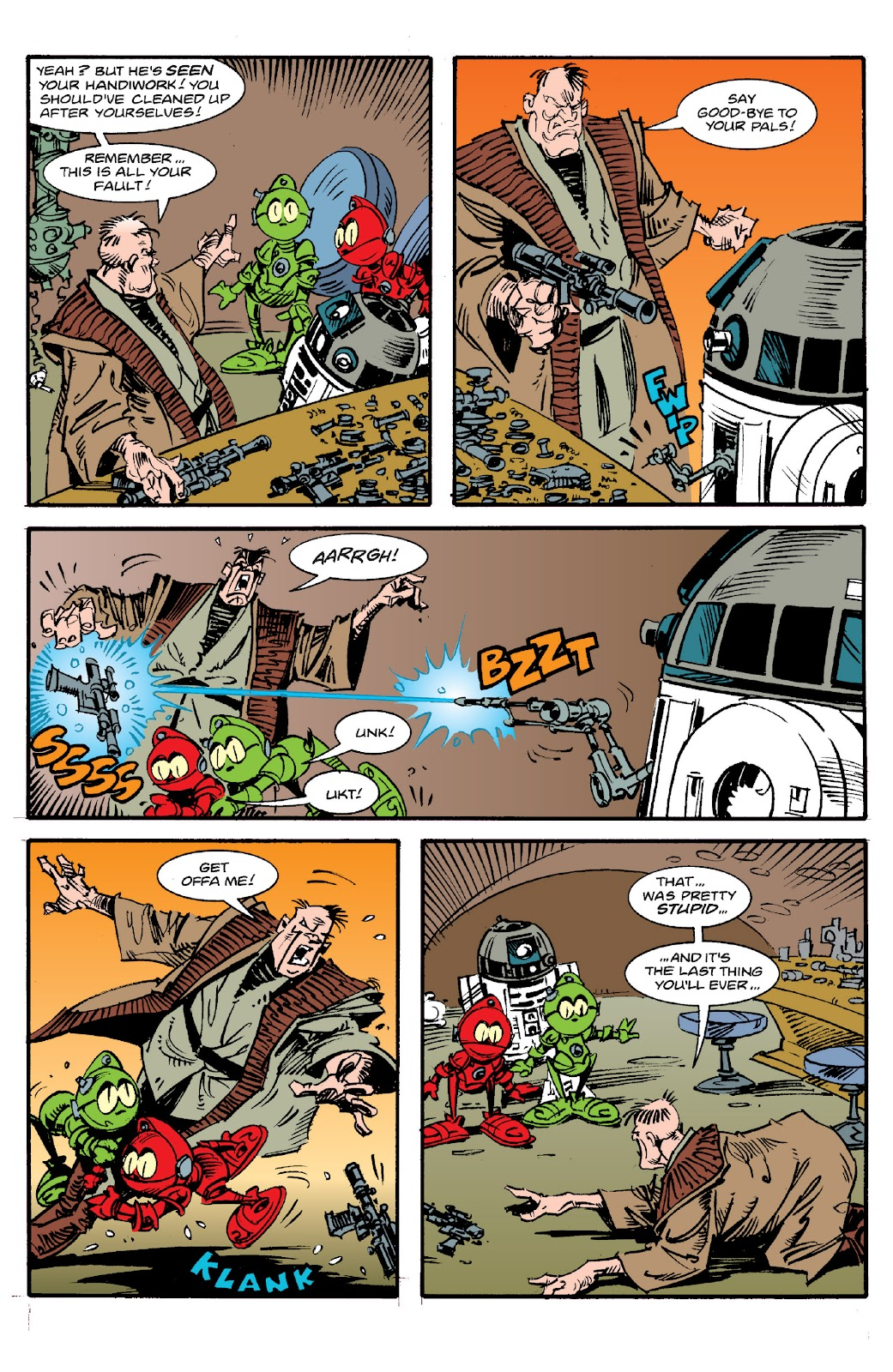 Read online Star Wars Legends Epic Collection: The Empire comic -  Issue # TPB 5 (Part 2) - 50