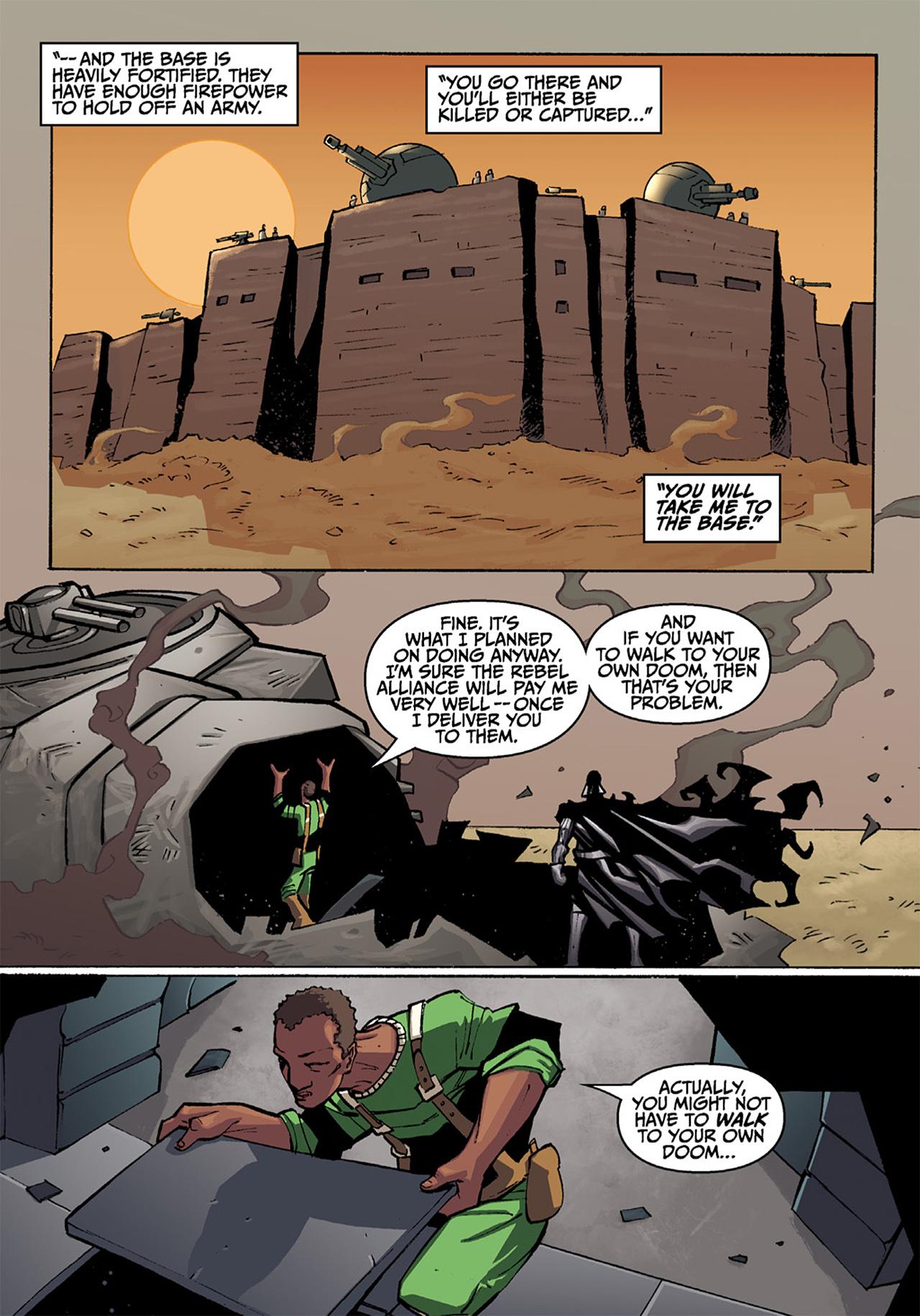 Read online Star Wars Omnibus comic -  Issue # Vol. 33 - 282