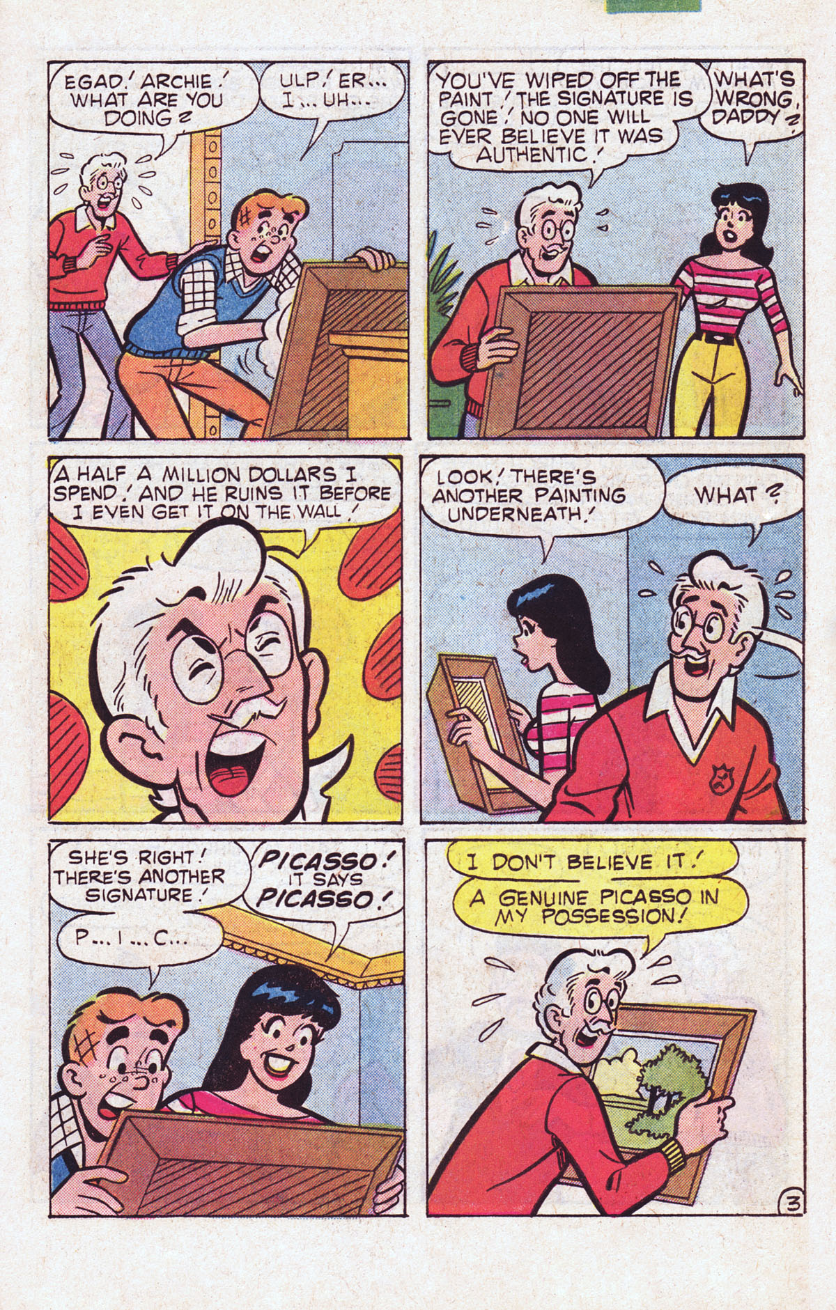 Read online Archie (1960) comic -  Issue #301 - 31