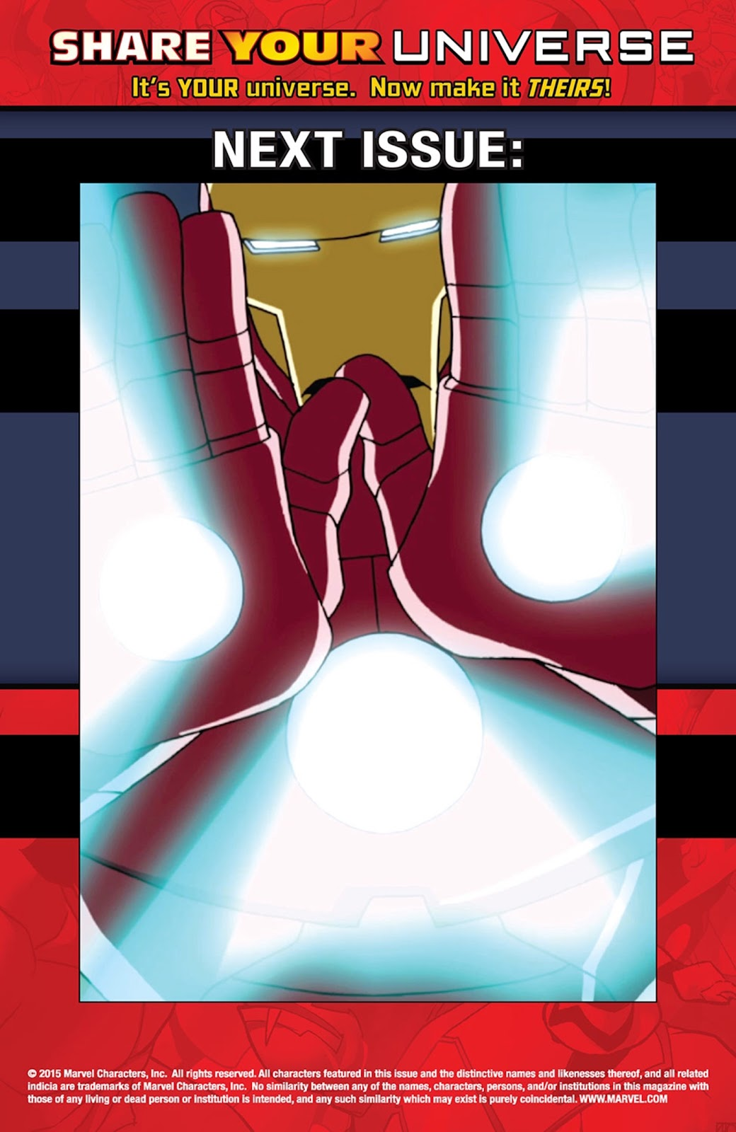 Read online Marvel Universe Avengers Assemble Season 2 comic -  Issue #5 - 23