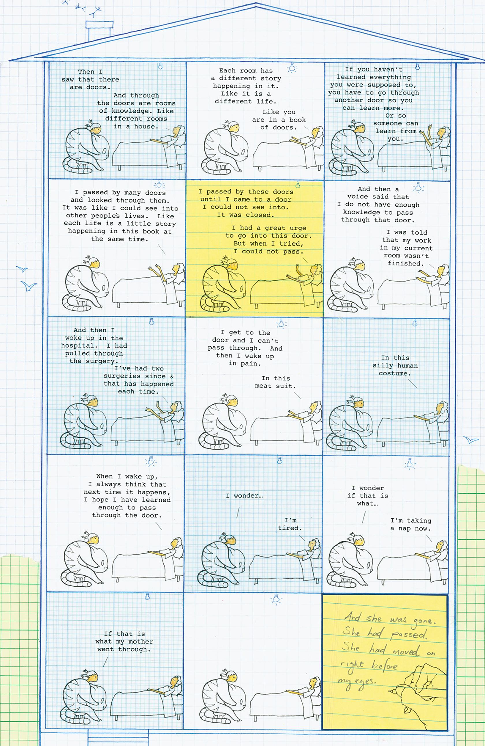 Read online Kabuki (2004) comic -  Issue #7 - 8
