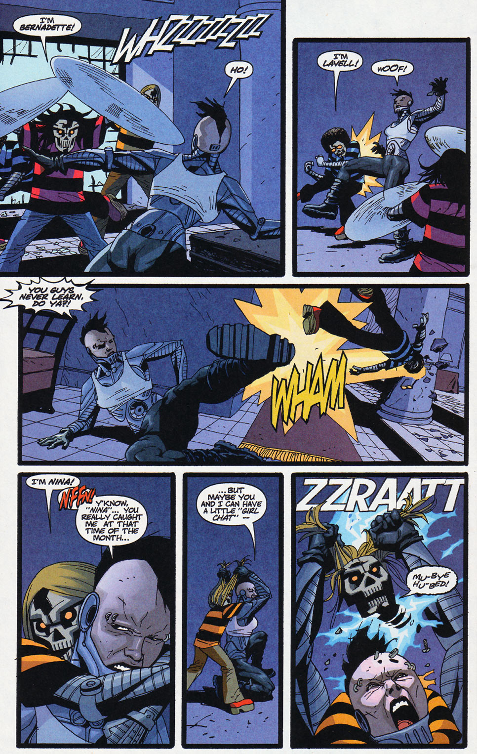 Wildcats (1999) Issue #11 #12 - English 14