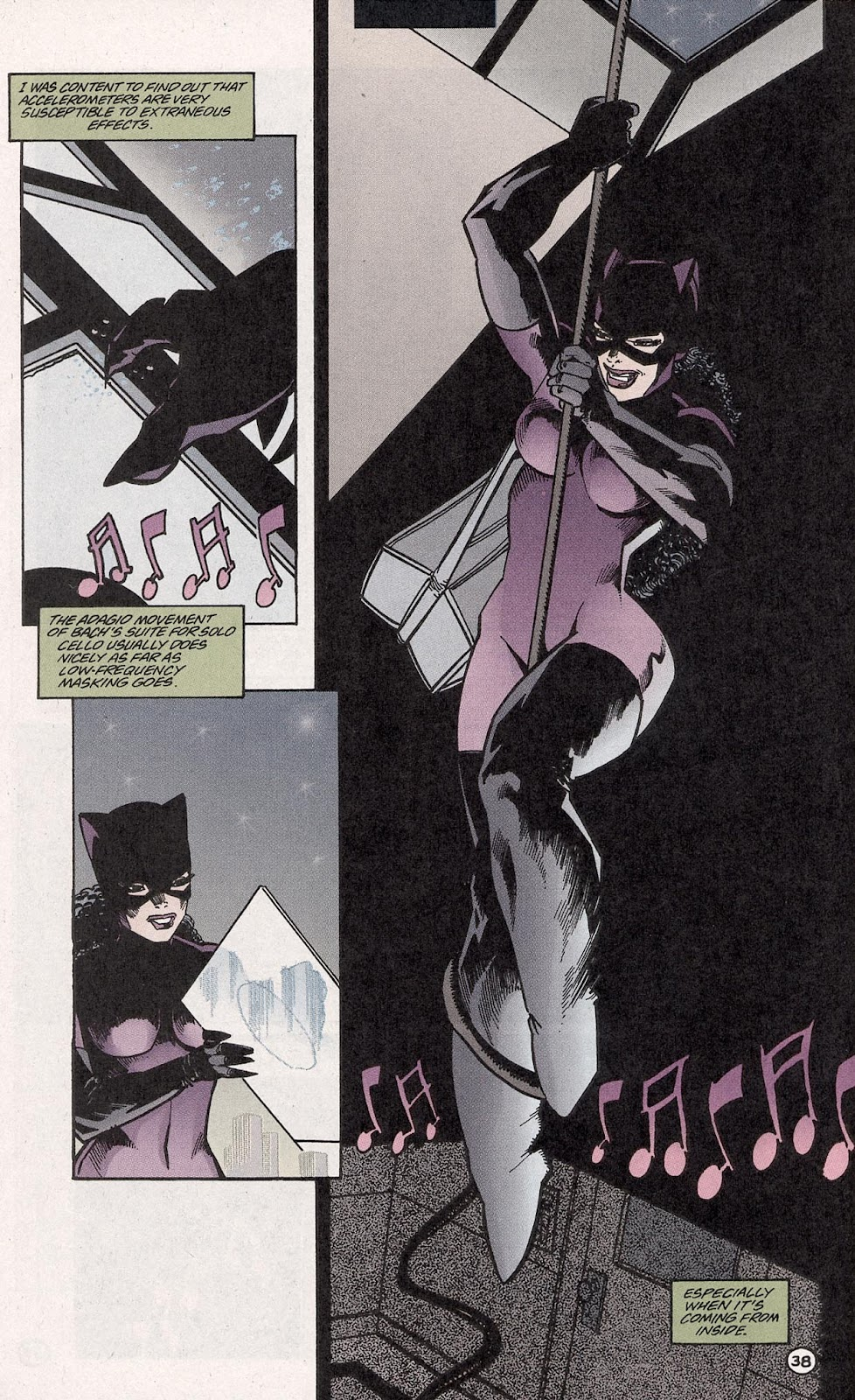 Catwoman (1993) Annual 4 #4 - English 40