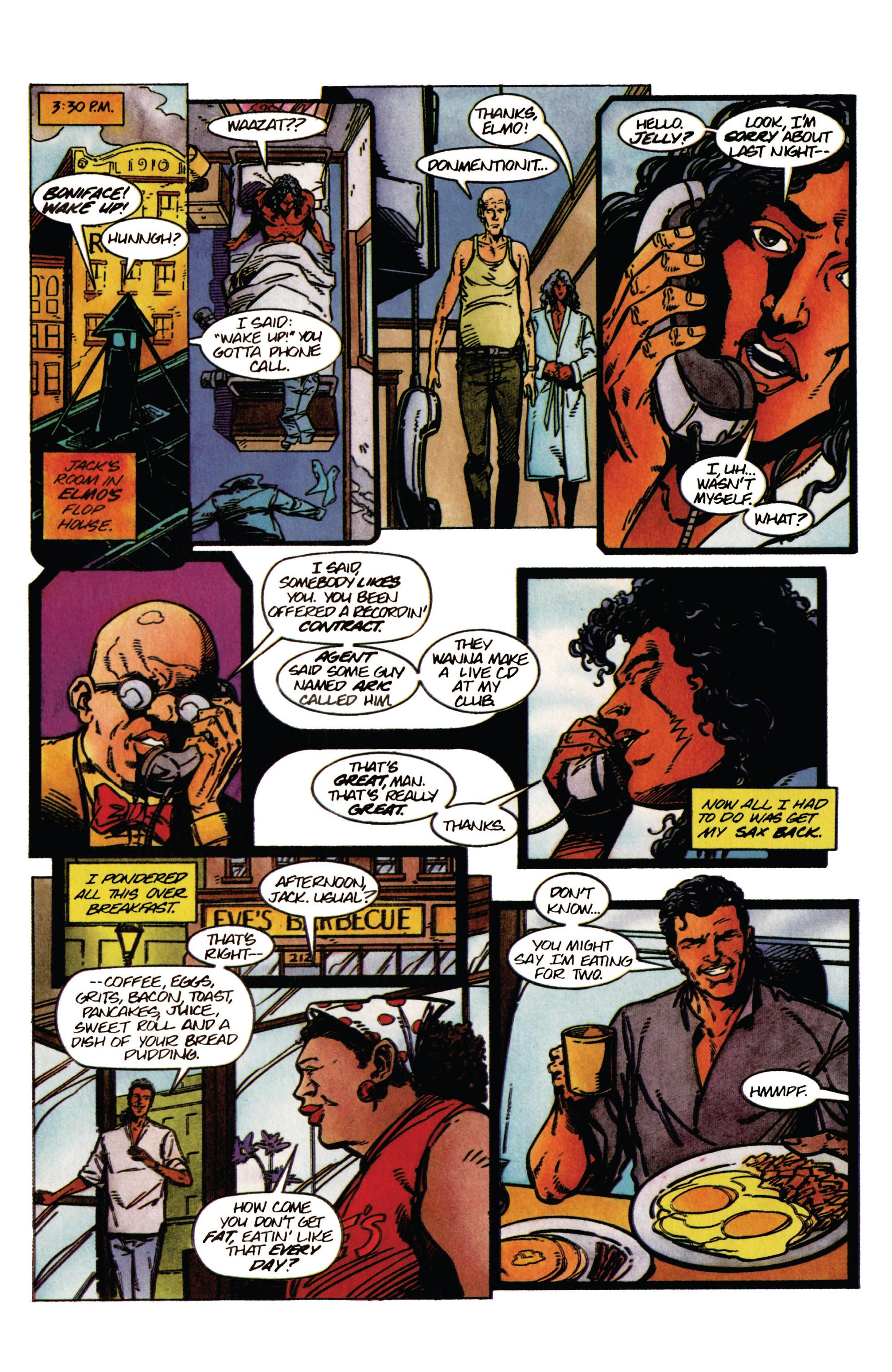 Read online Shadowman (1992) comic -  Issue #38 - 11