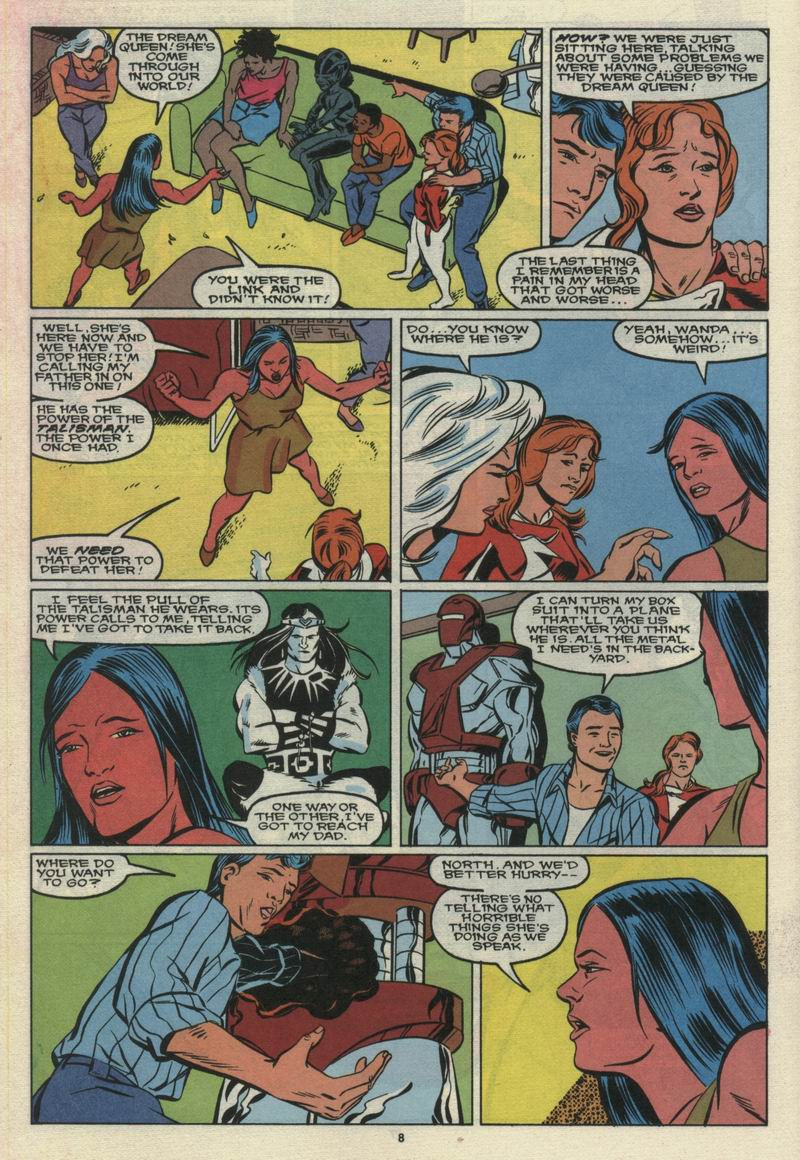 Read online Alpha Flight (1983) comic -  Issue #68 - 10