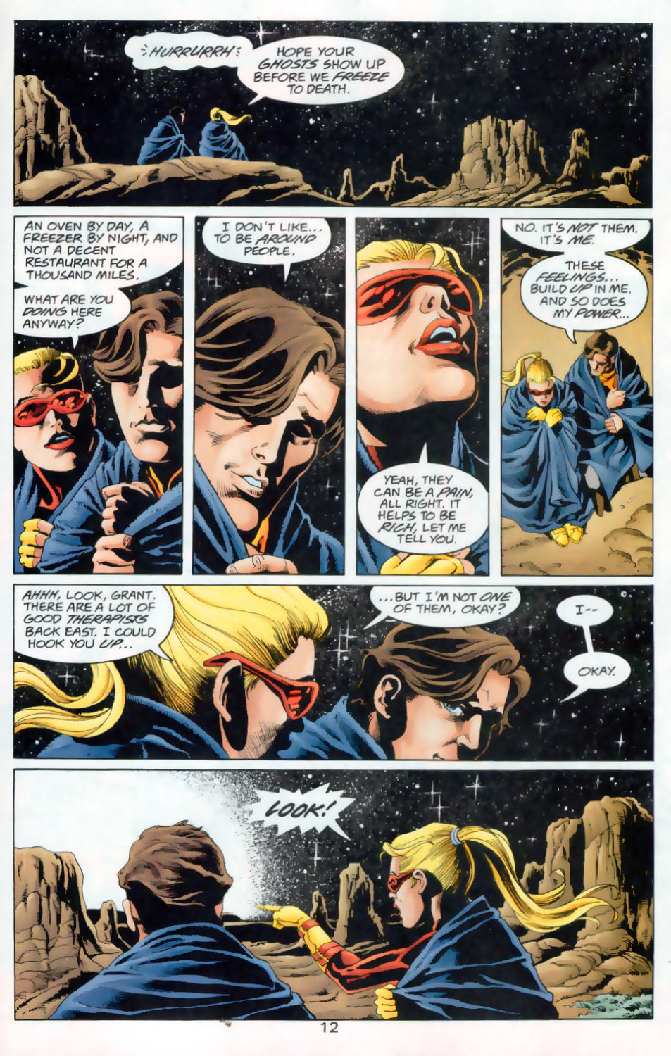 Read online The Titans (1999) comic -  Issue #45 - 13