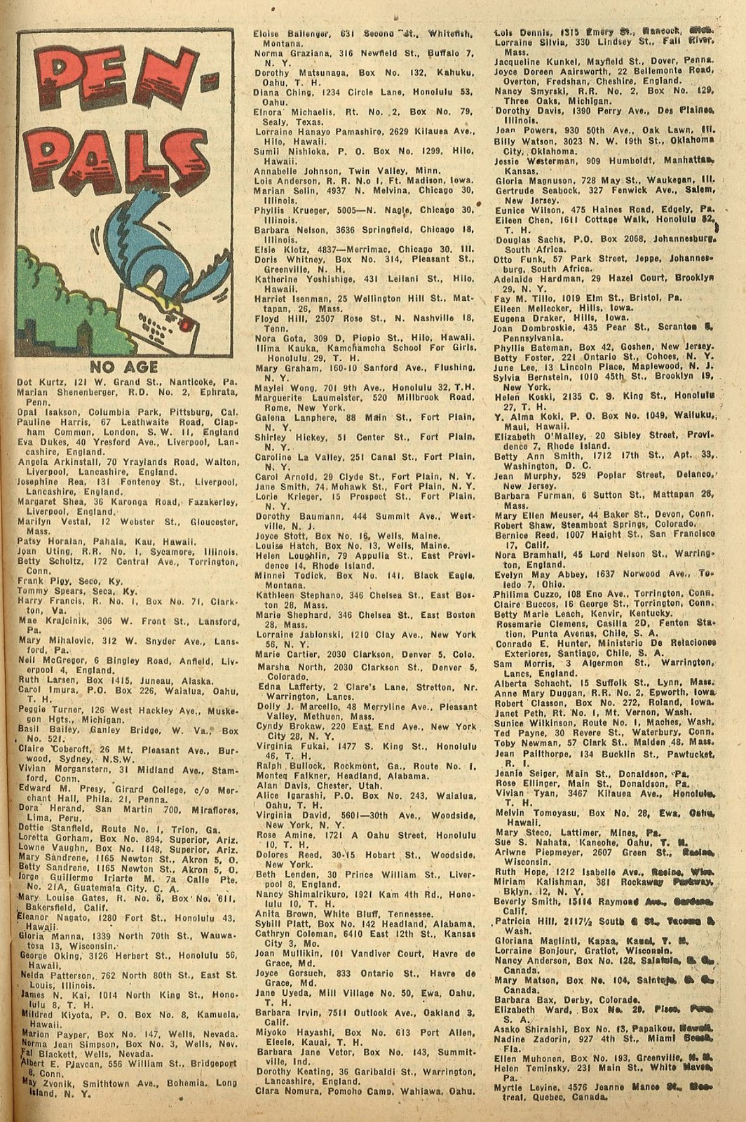Read online Famous Funnies comic -  Issue #148 - 41