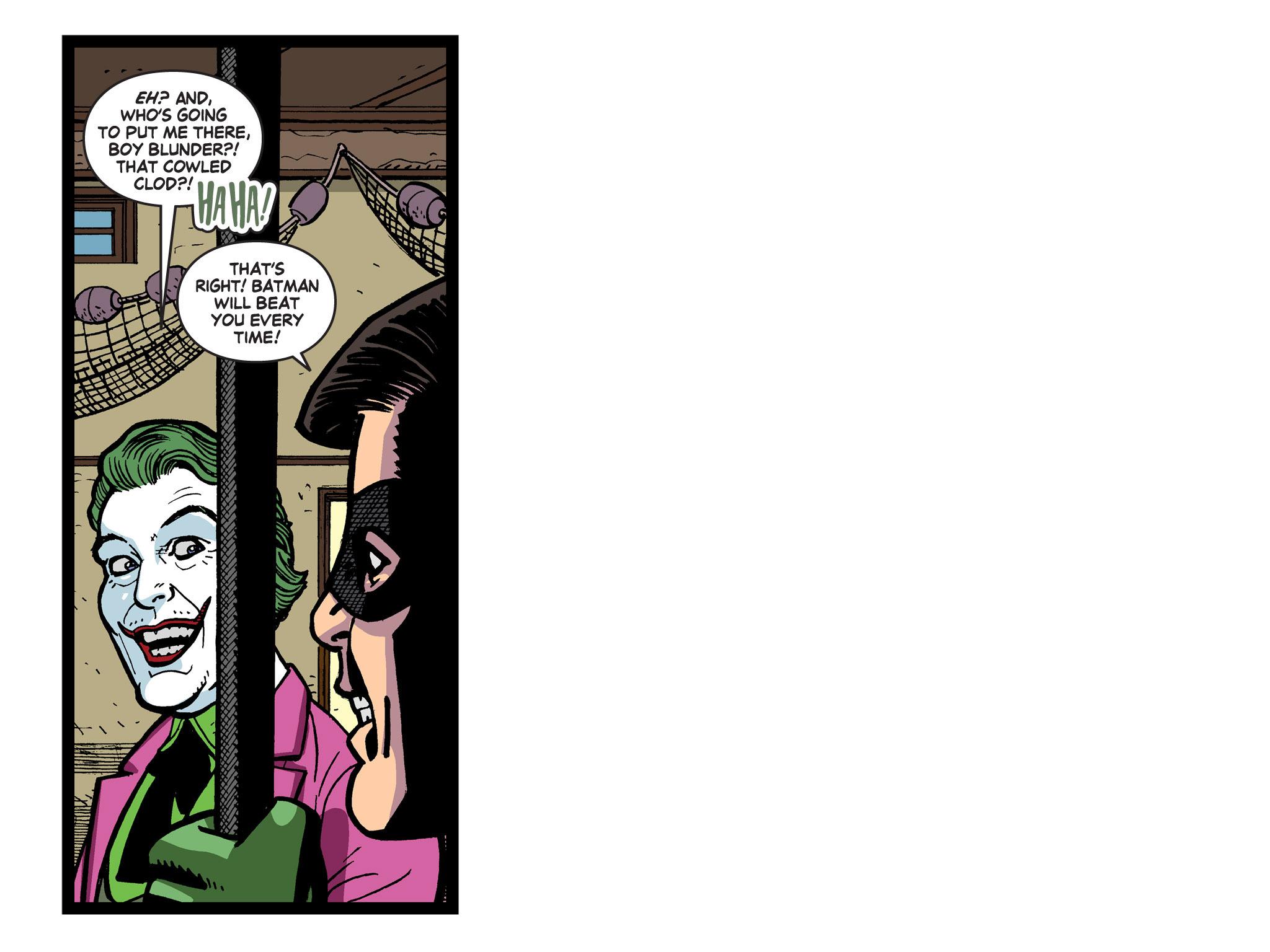Read online Batman '66 Meets the Green Hornet [II] comic -  Issue #5 - 86