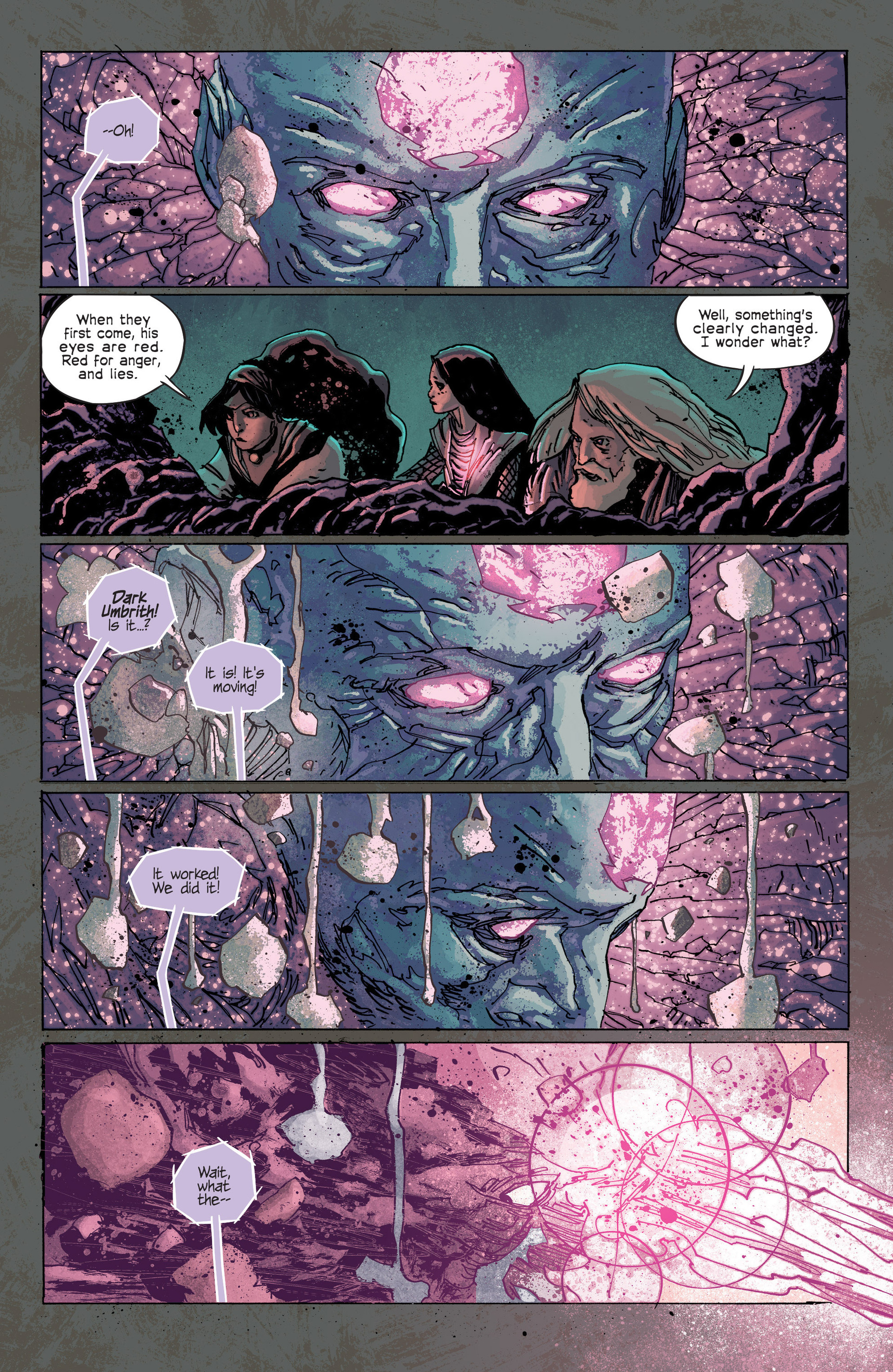 Read online Umbral comic -  Issue #3 - 21
