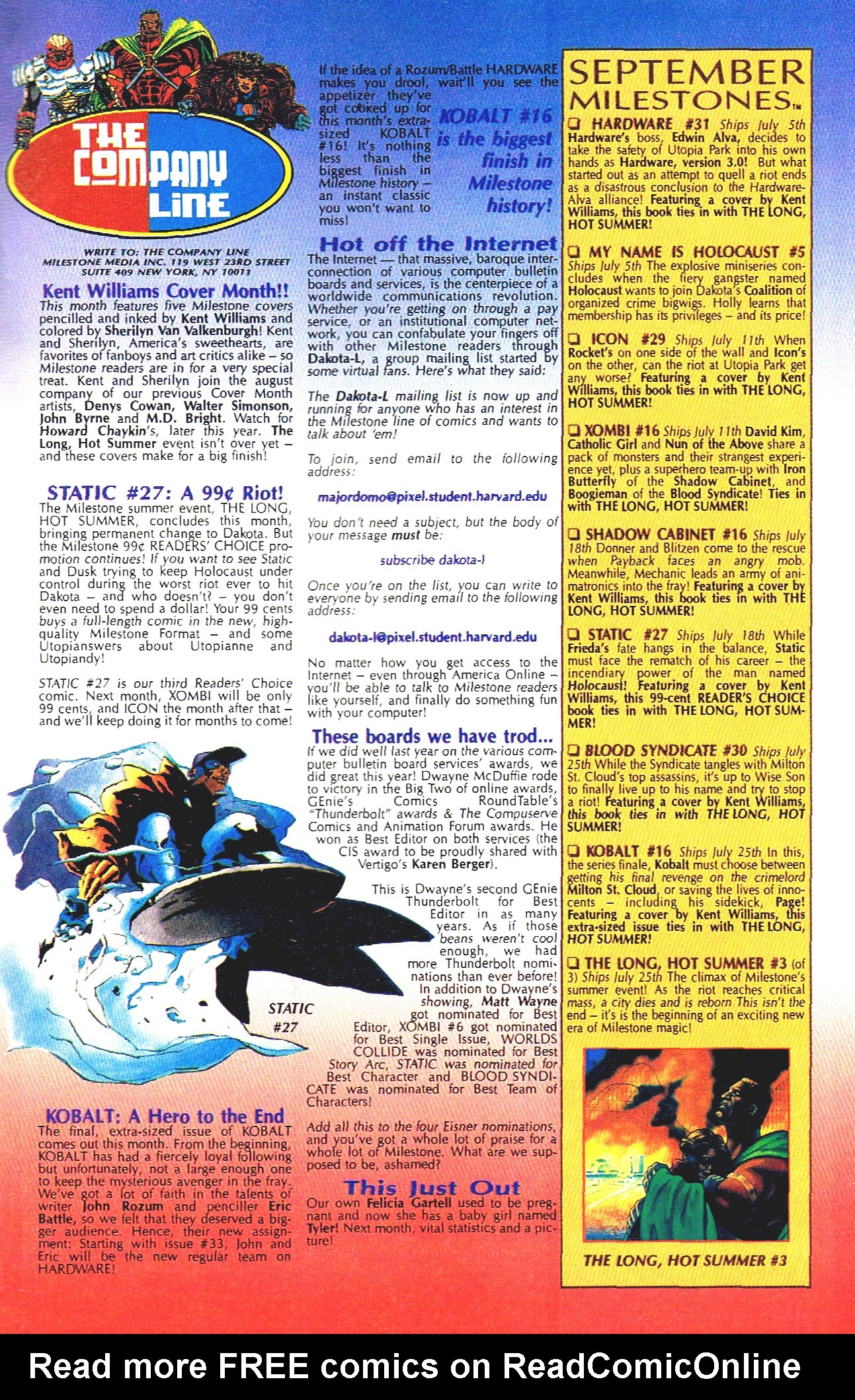 Read online Shadow Cabinet comic -  Issue #16 - 15