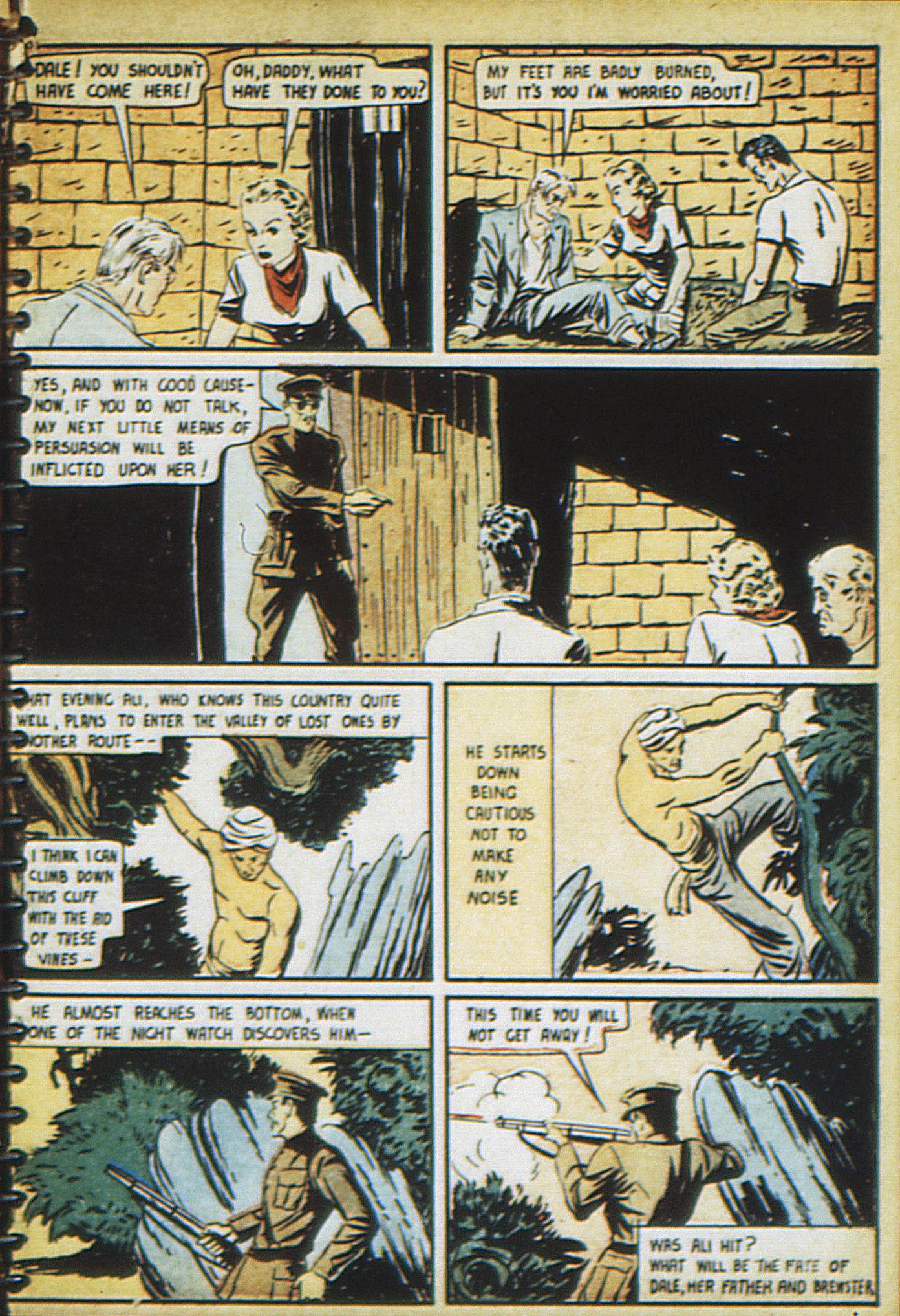 Read online Adventure Comics (1938) comic -  Issue #17 - 60