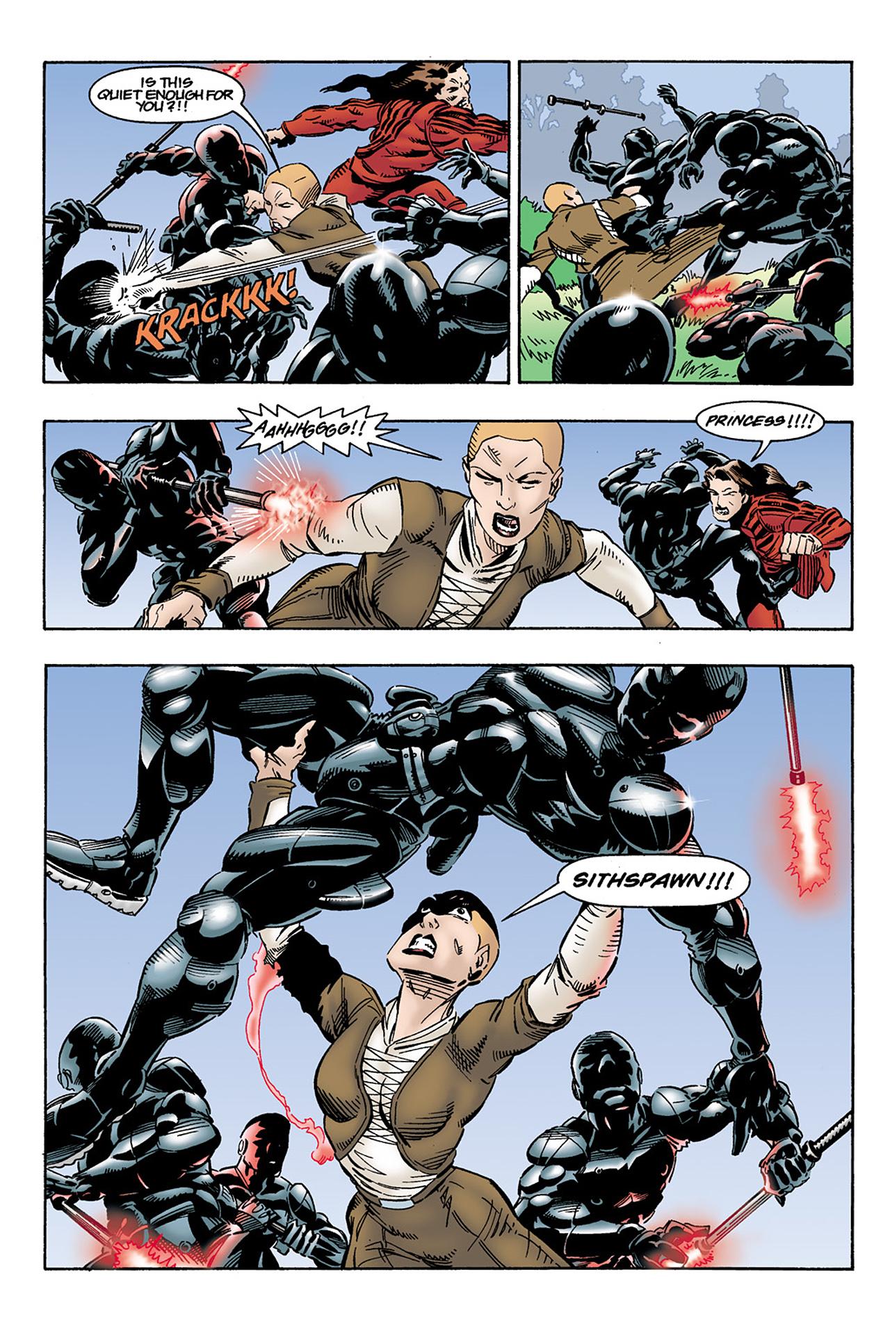Read online Star Wars Omnibus comic -  Issue # Vol. 2 - 181