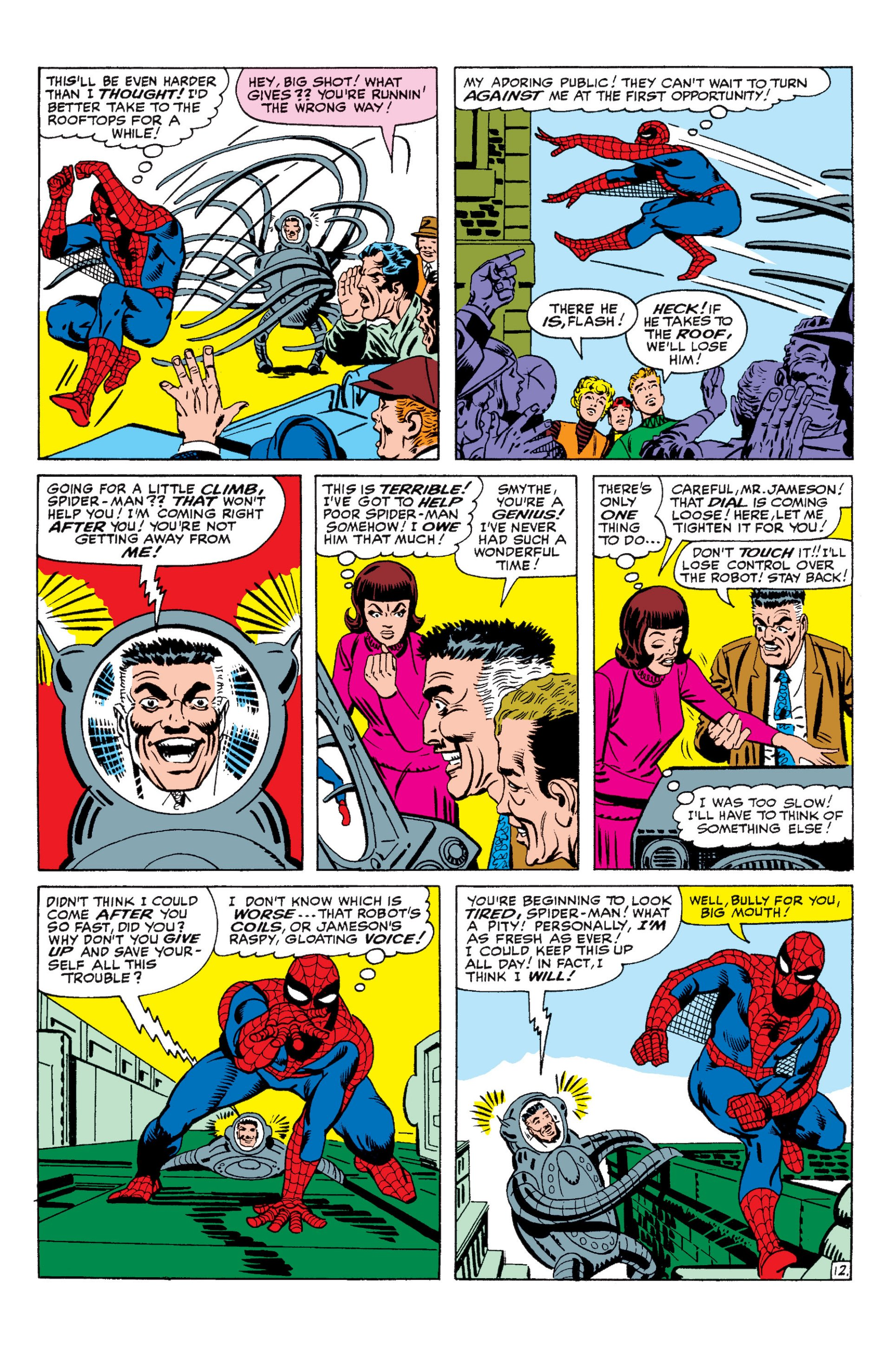 The Amazing Spider-Man (1963) 25 Page 12