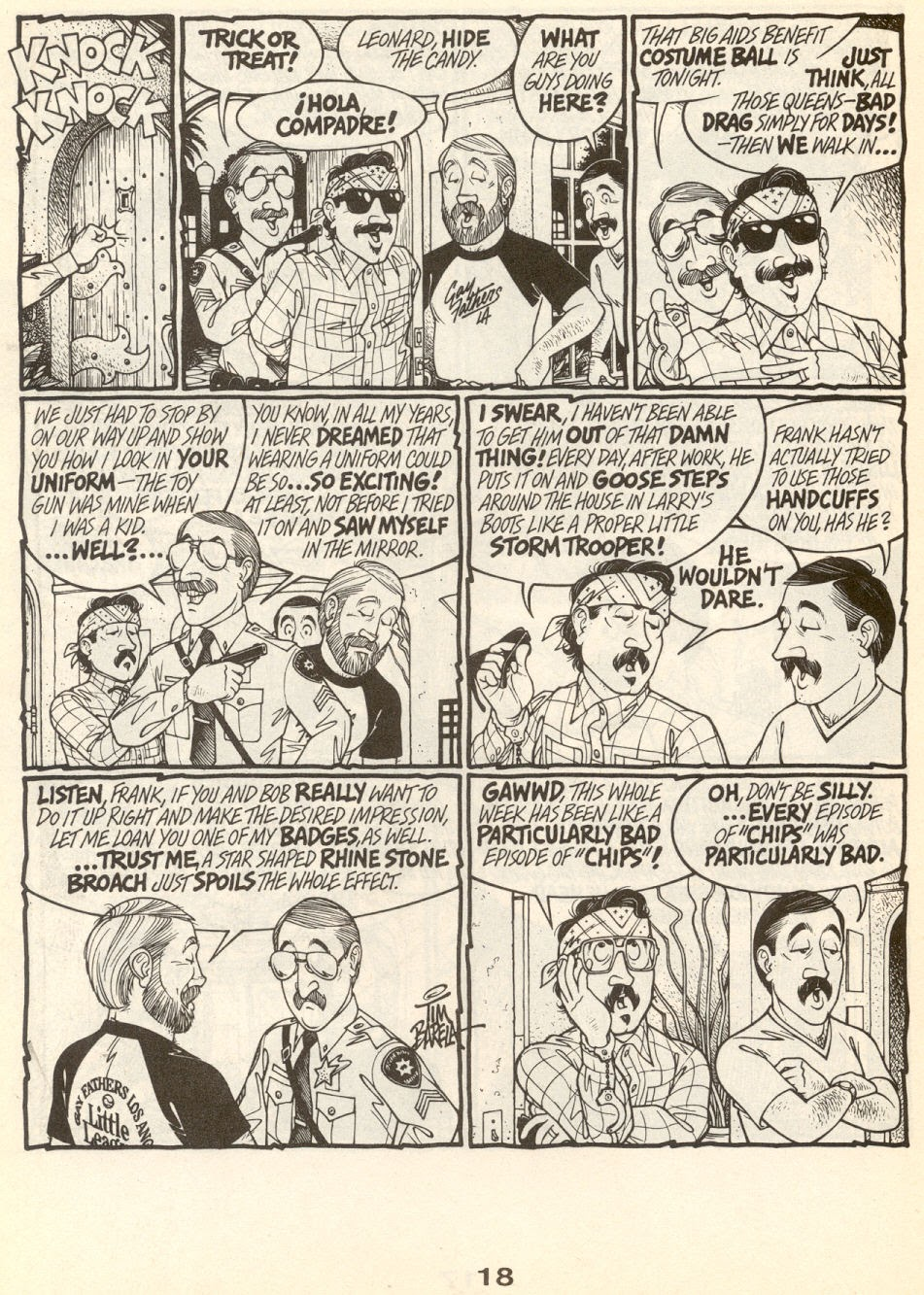 Gay Comix (Gay Comics) issue _Special_1 - Page 21