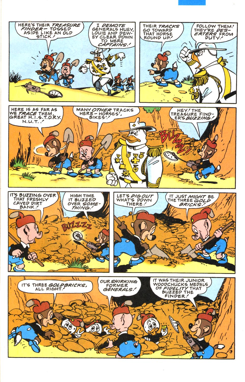 Read online Uncle Scrooge (1953) comic -  Issue #293 - 26