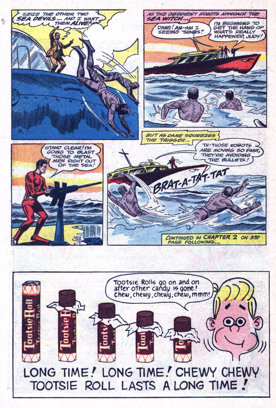 Sea Devils issue 19 - Page 10