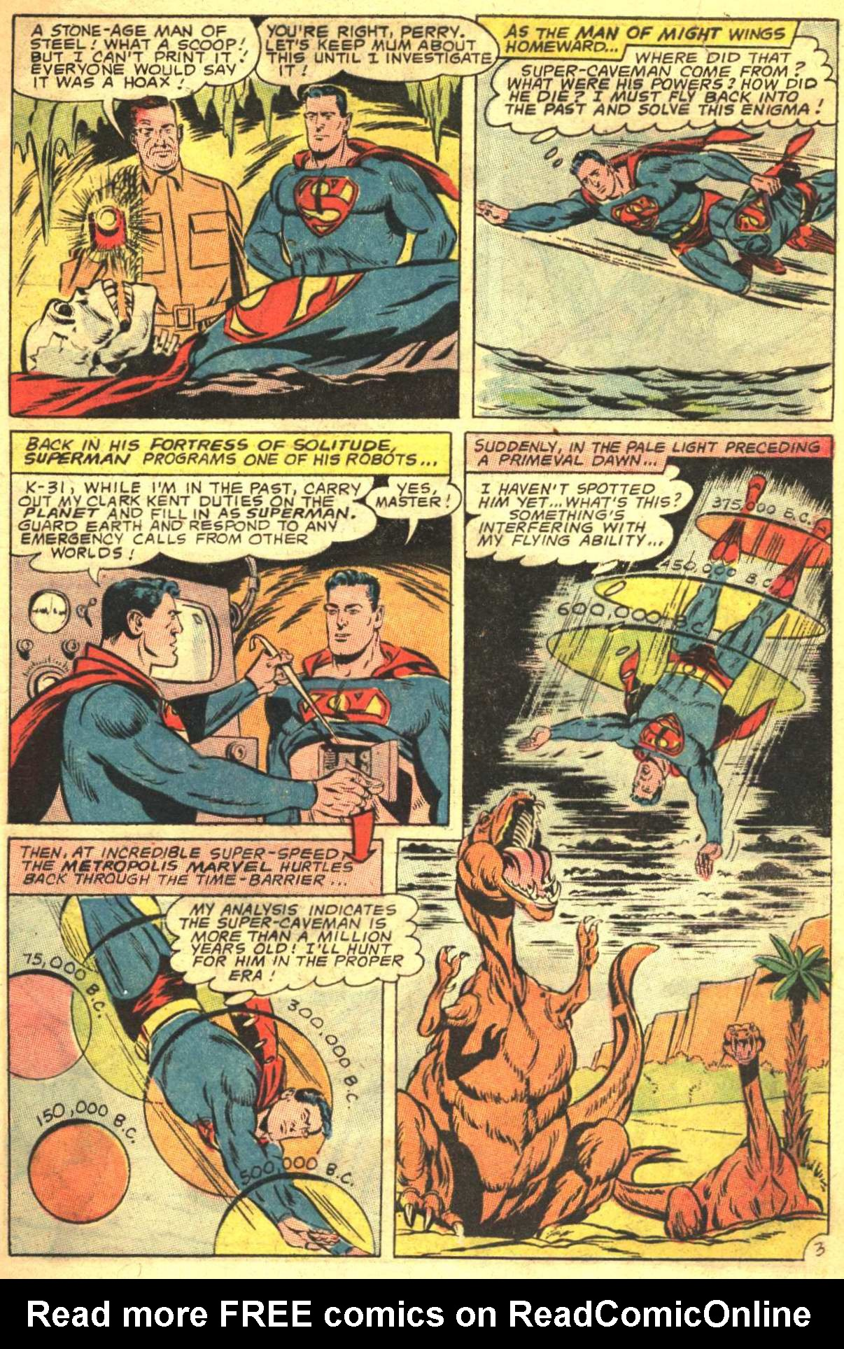 Read online Action Comics (1938) comic -  Issue #350 - 5