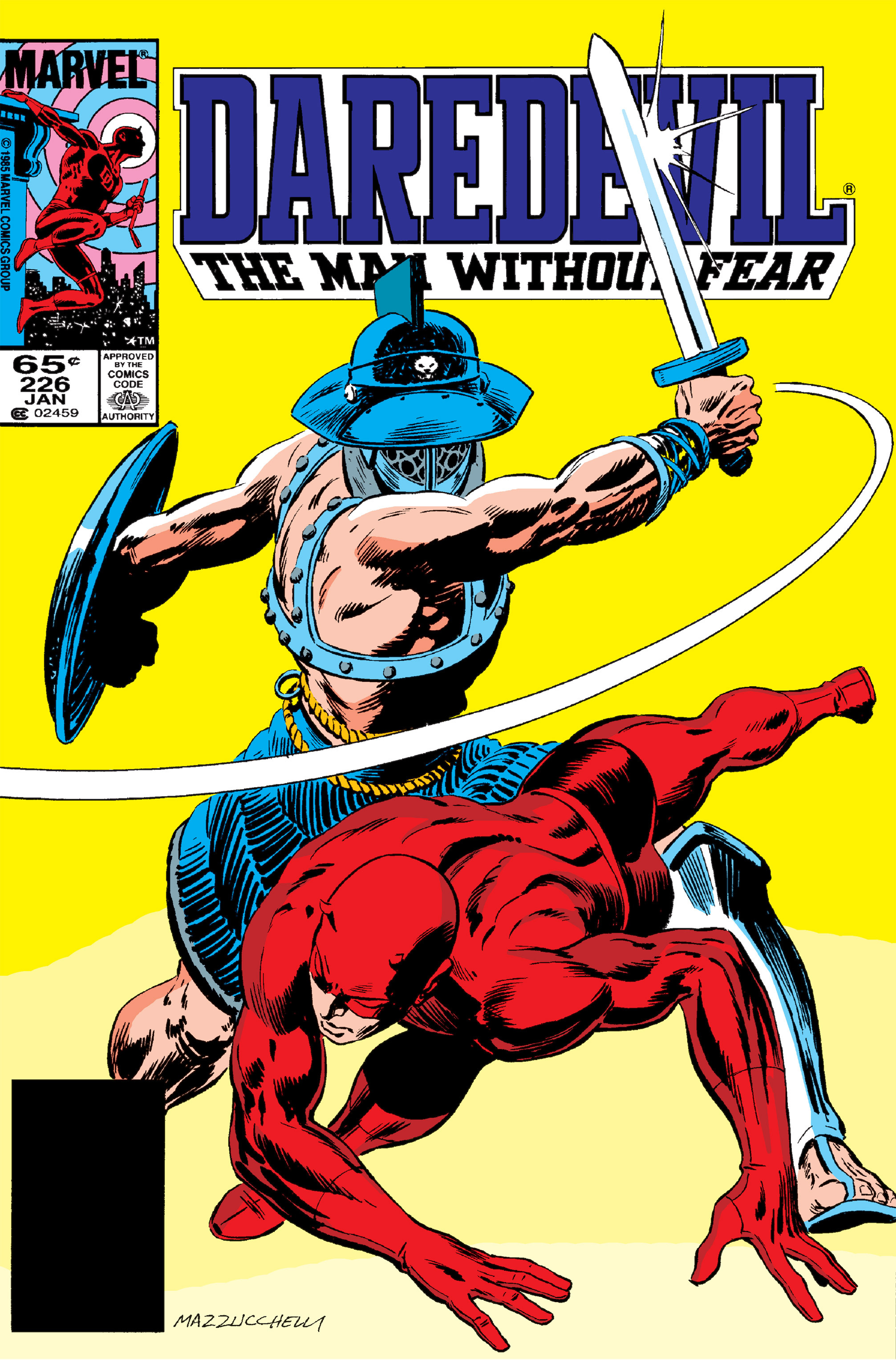 Read online Daredevil: Born Again comic -  Issue # Full - 3