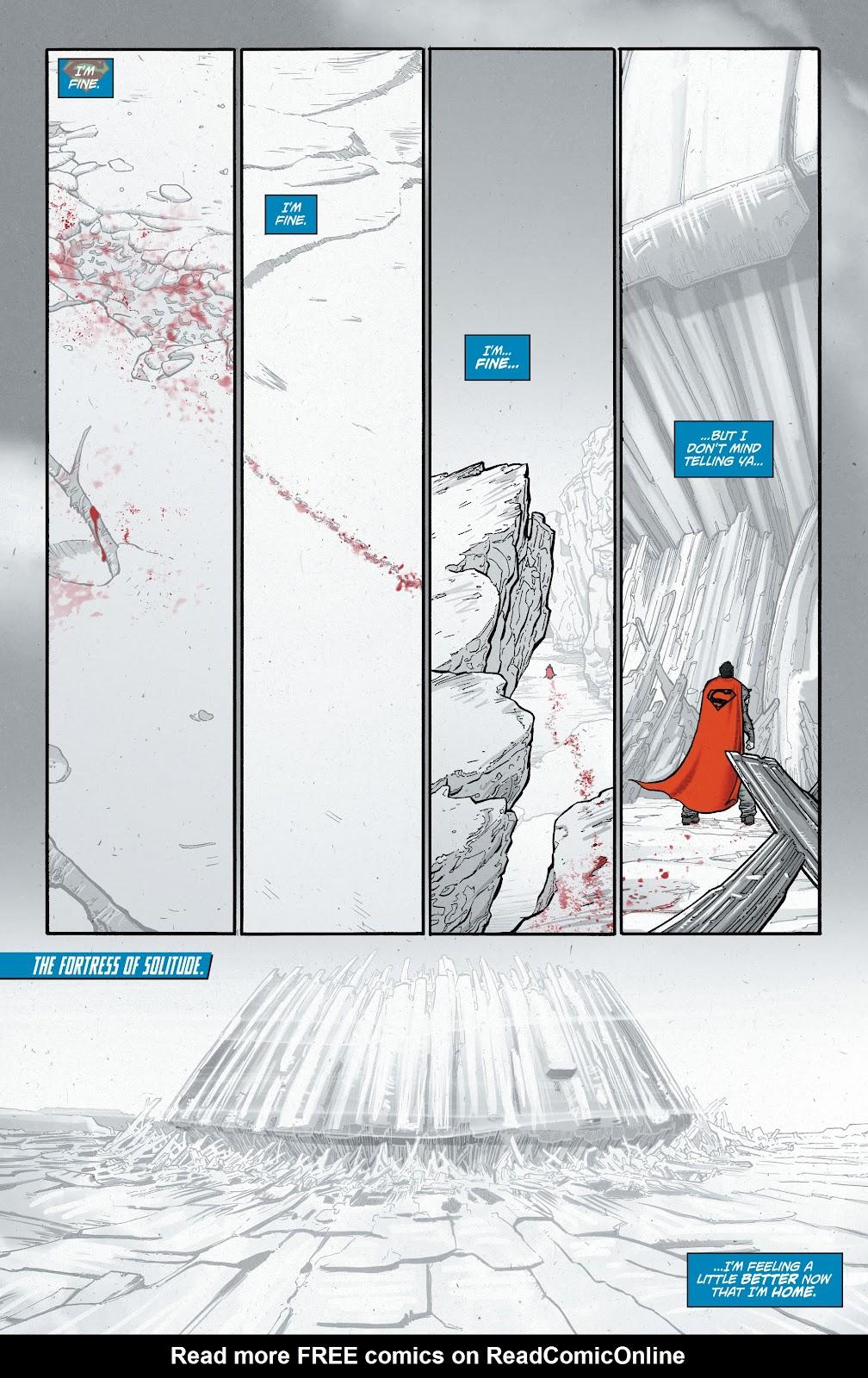 Read online DC Sneak Peek: Action Comics comic -  Issue # Full - 7