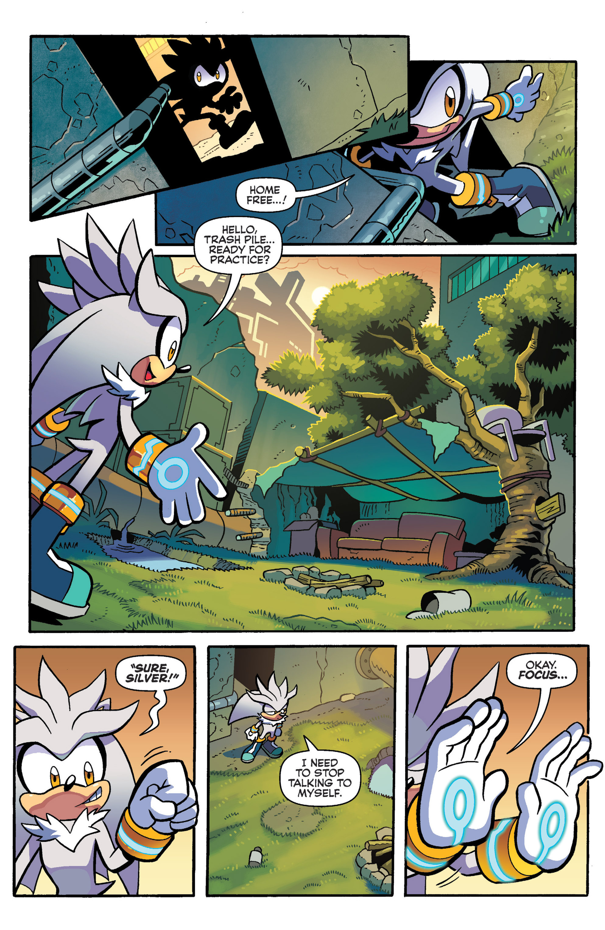 Read online Sonic Universe comic -  Issue #79 - 8