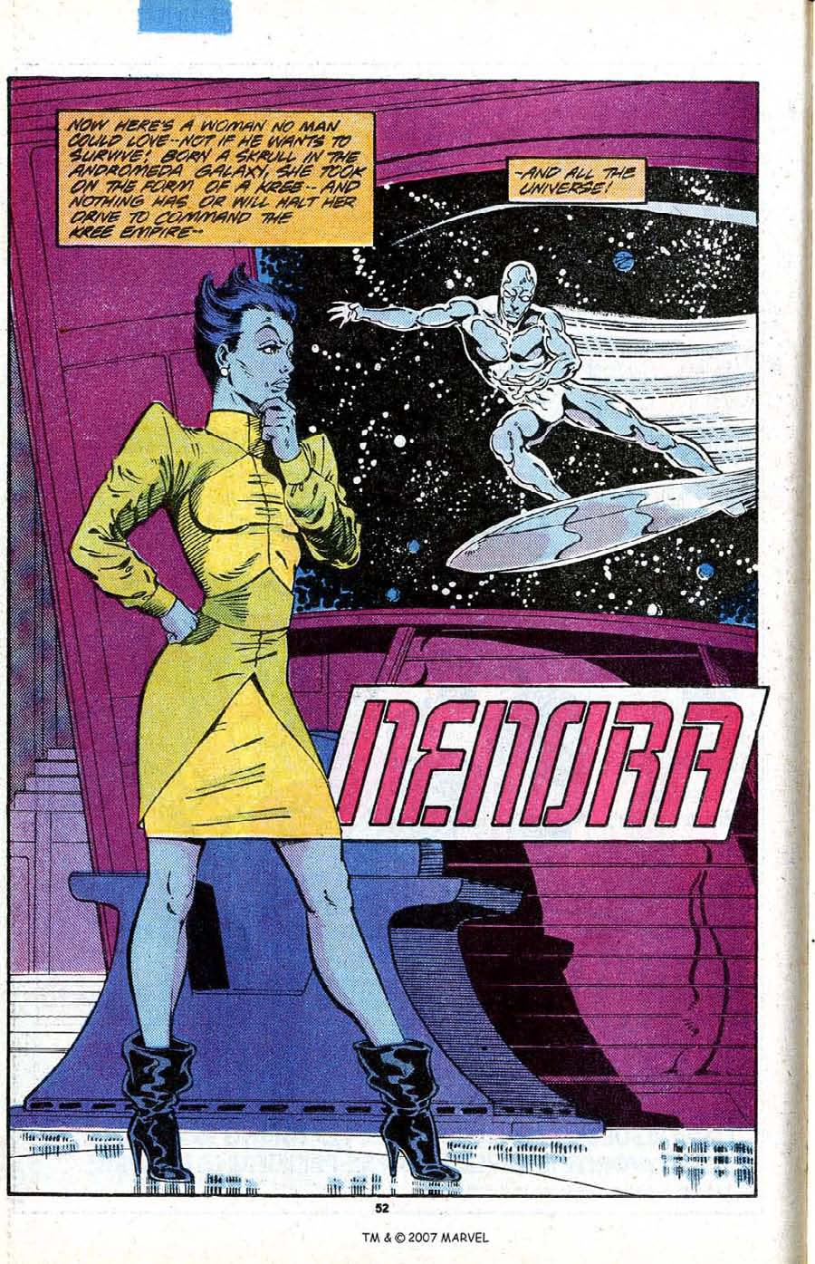 Read online Silver Surfer (1987) comic -  Issue # _Annual 1 - 54