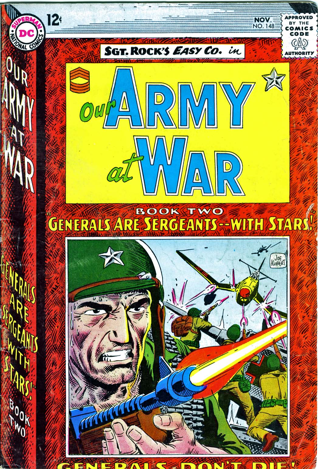 Our Army at War (1952) issue 148 - Page 1