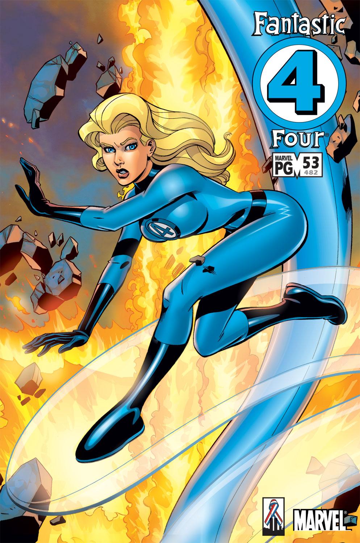 Fantastic Four (1998) 53 Page 1