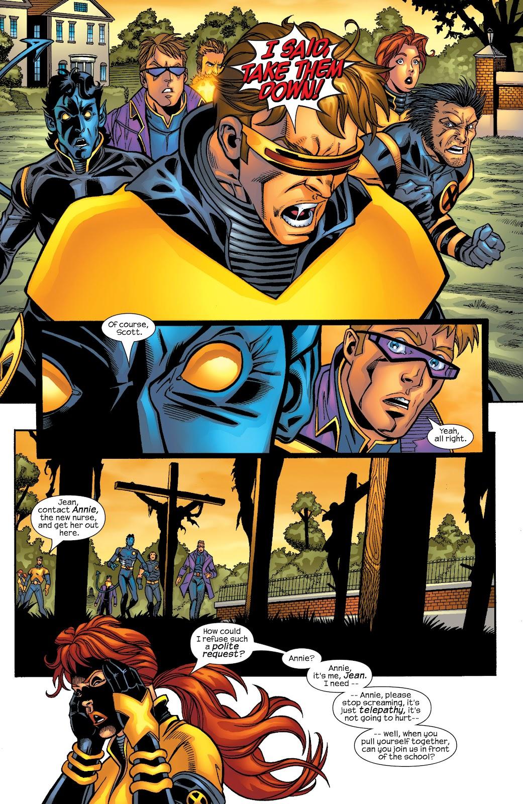 Uncanny X-Men (1963) issue 423 - Page 6