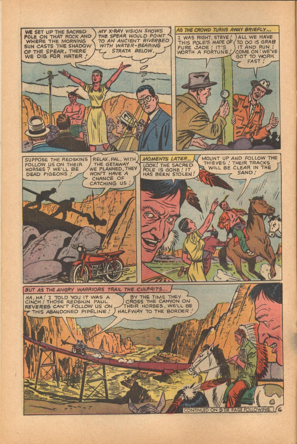 Read online Action Comics (1938) comic -  Issue #337 - 8