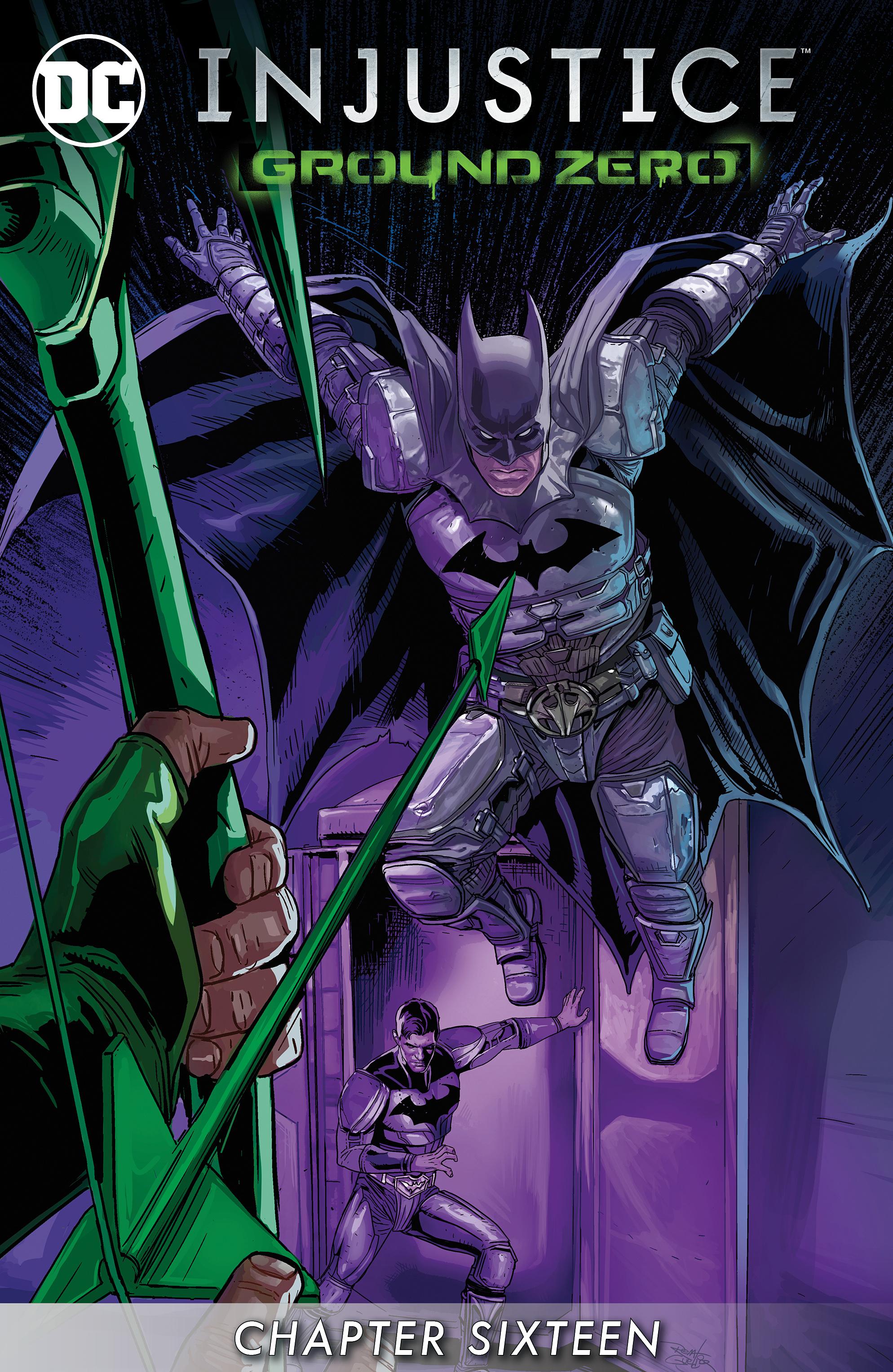 Read online Injustice: Ground Zero comic -  Issue #16 - 2