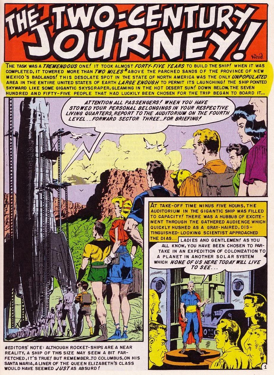 Weird Fantasy (1951) issue 11 - Page 3