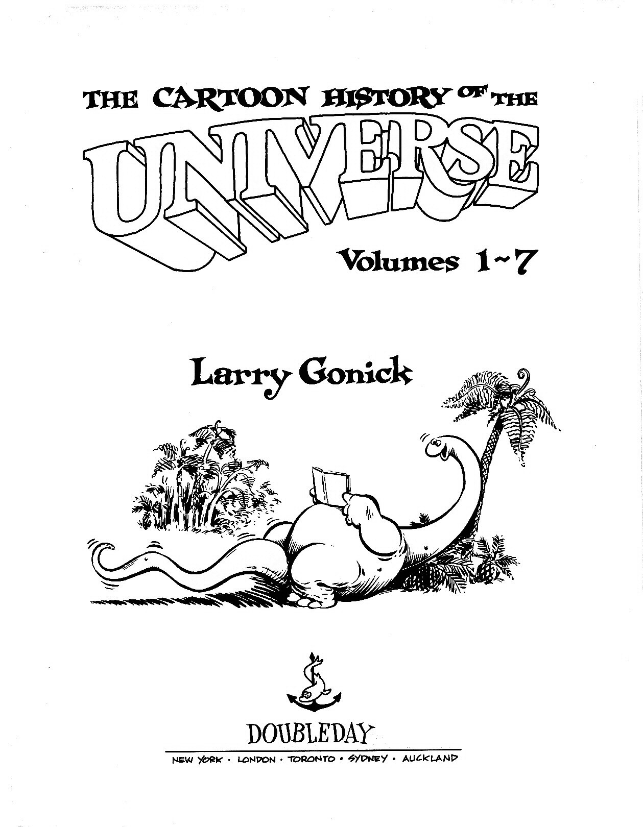 Read online The Cartoon History of the Universe comic -  Issue #1 - 3