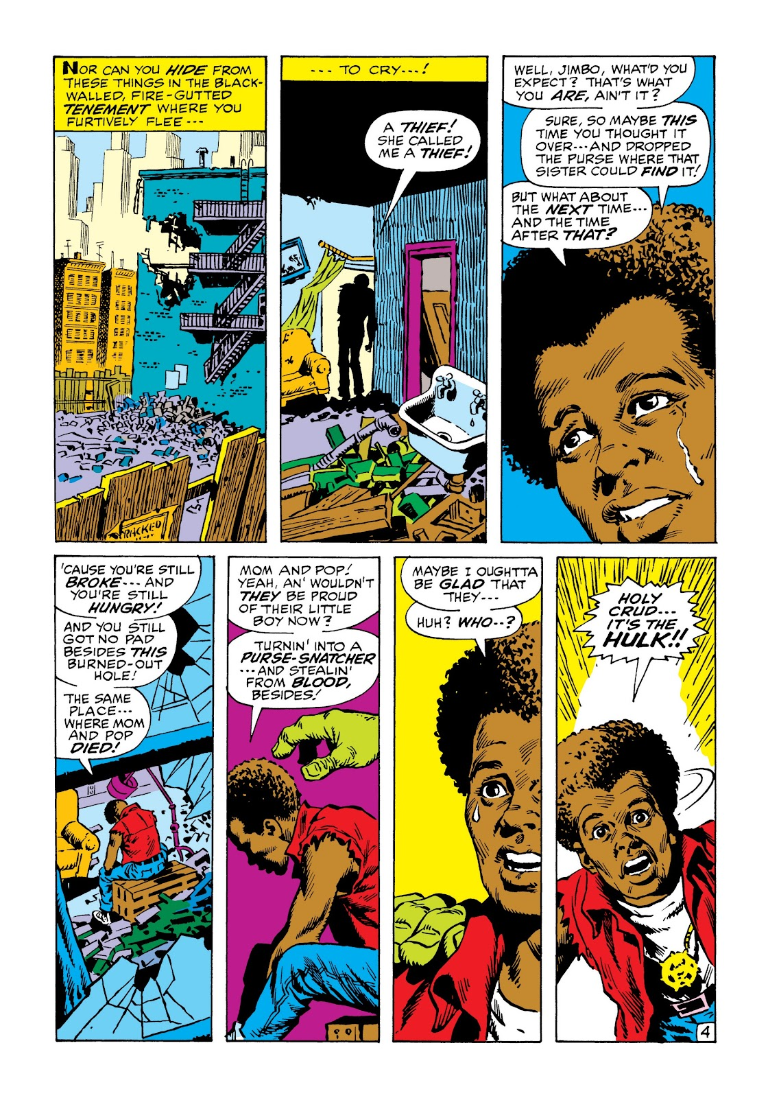 Read online Marvel Masterworks: The Incredible Hulk comic -  Issue # TPB 6 (Part 2) - 98