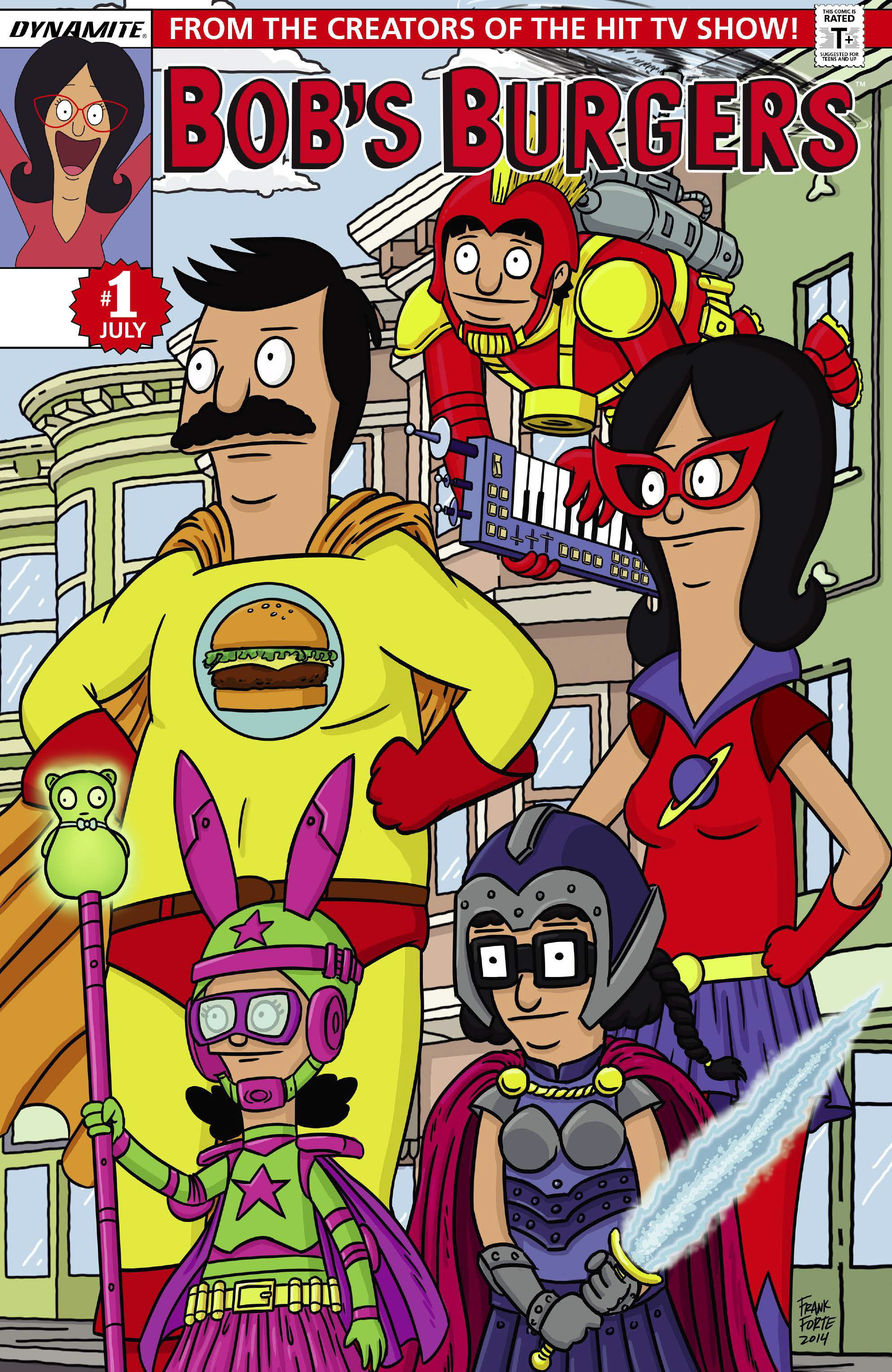 Bobs Burgers (2015) 1 Page 1