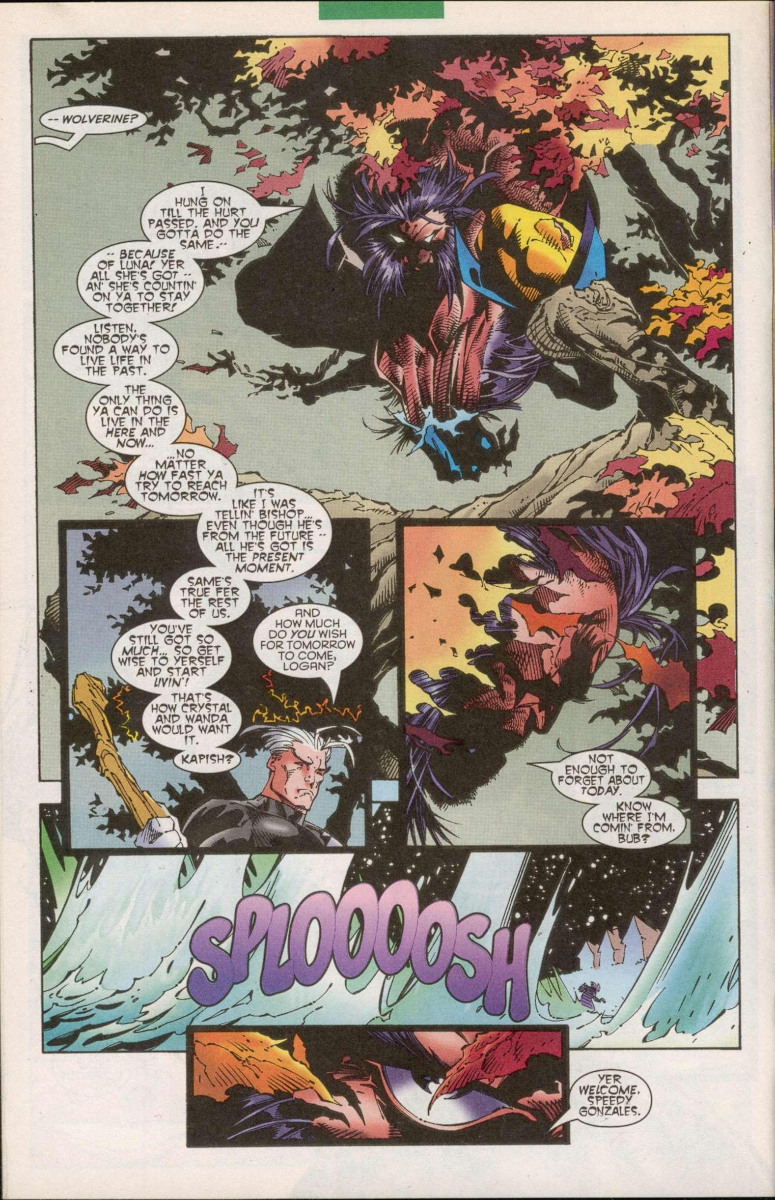 X-Men (1991) 59 Page 8