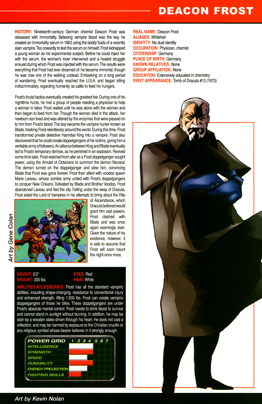 Read online All-New Official Handbook of the Marvel Universe A to Z comic -  Issue #4 - 49