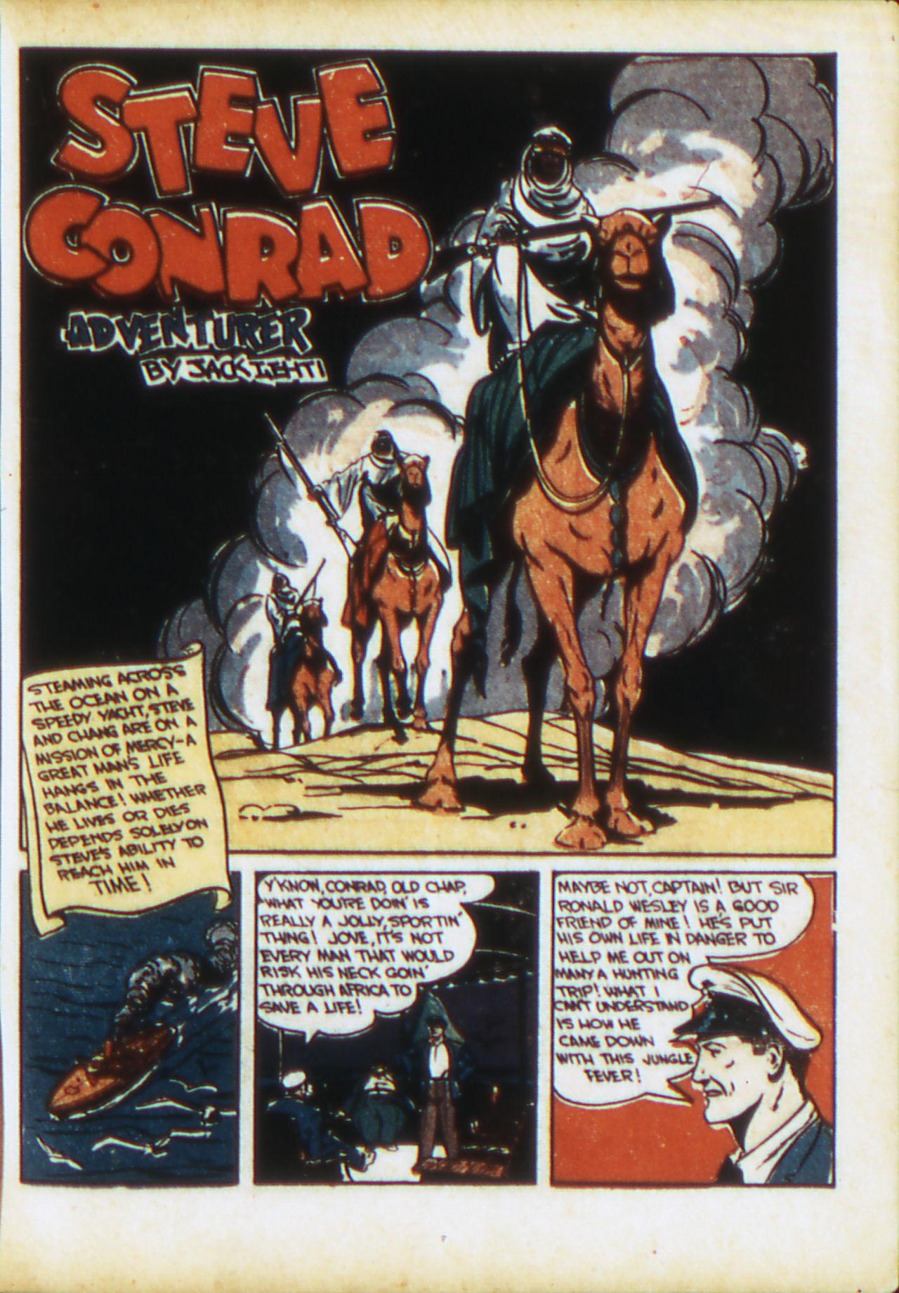 Read online Adventure Comics (1938) comic -  Issue #71 - 34