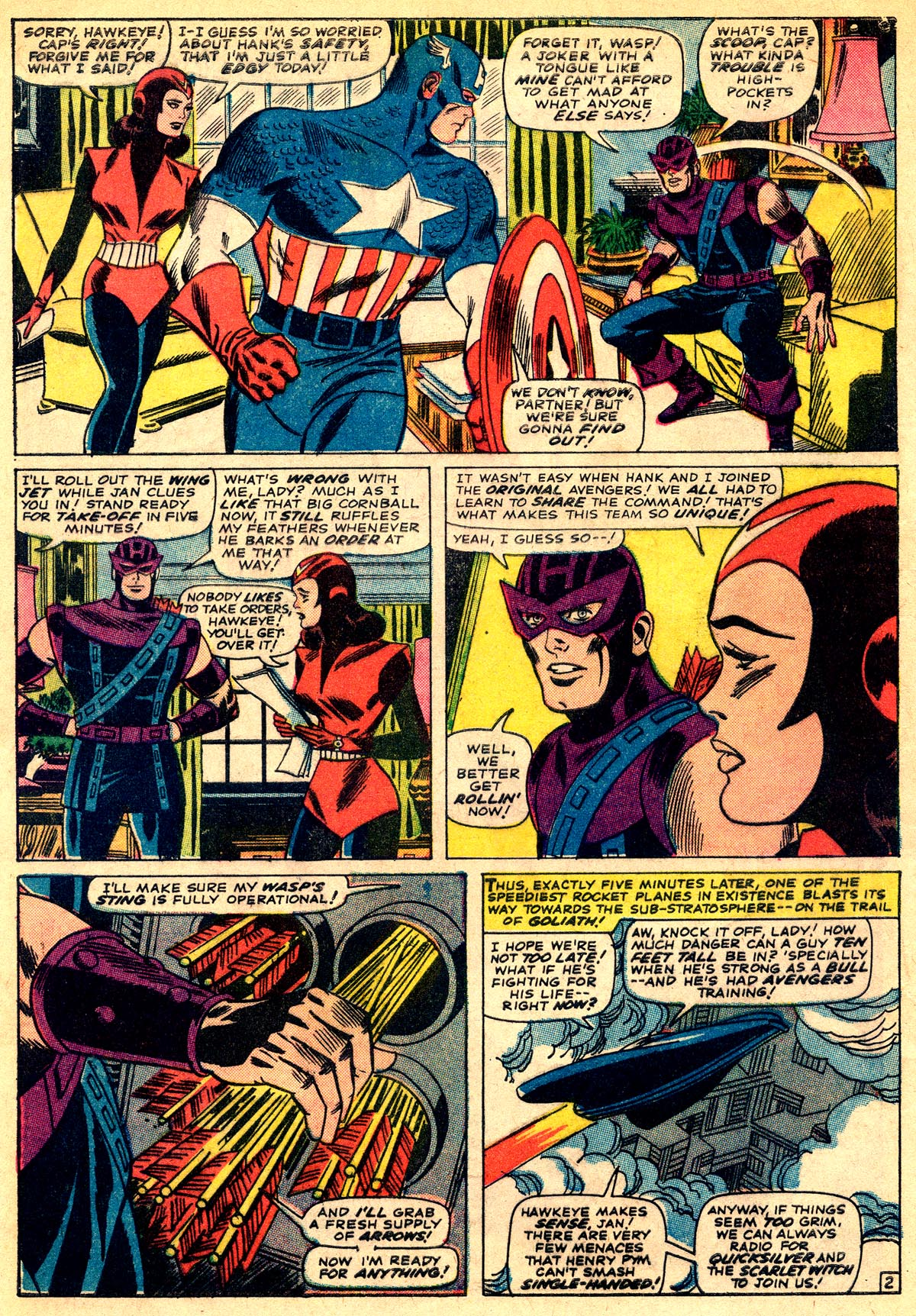 The Avengers (1963) 31 Page 3