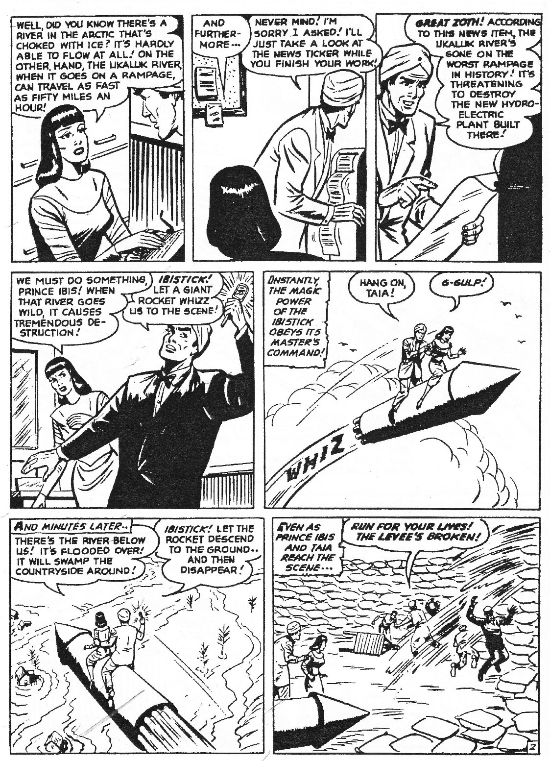Read online Men of Mystery Comics comic -  Issue #62 - 24