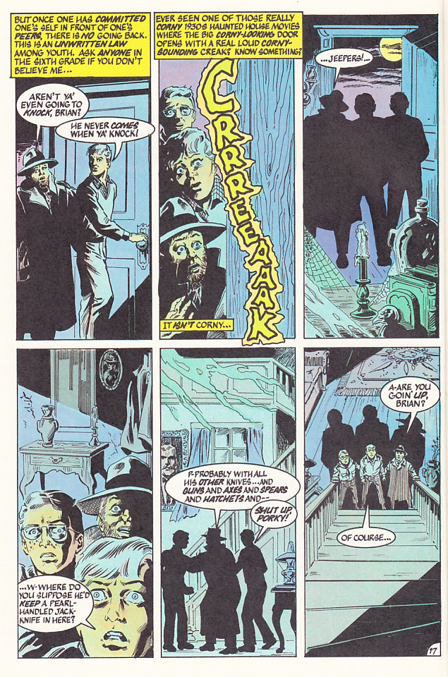 Read online Twisted Tales (1987) comic -  Issue # Full - 20
