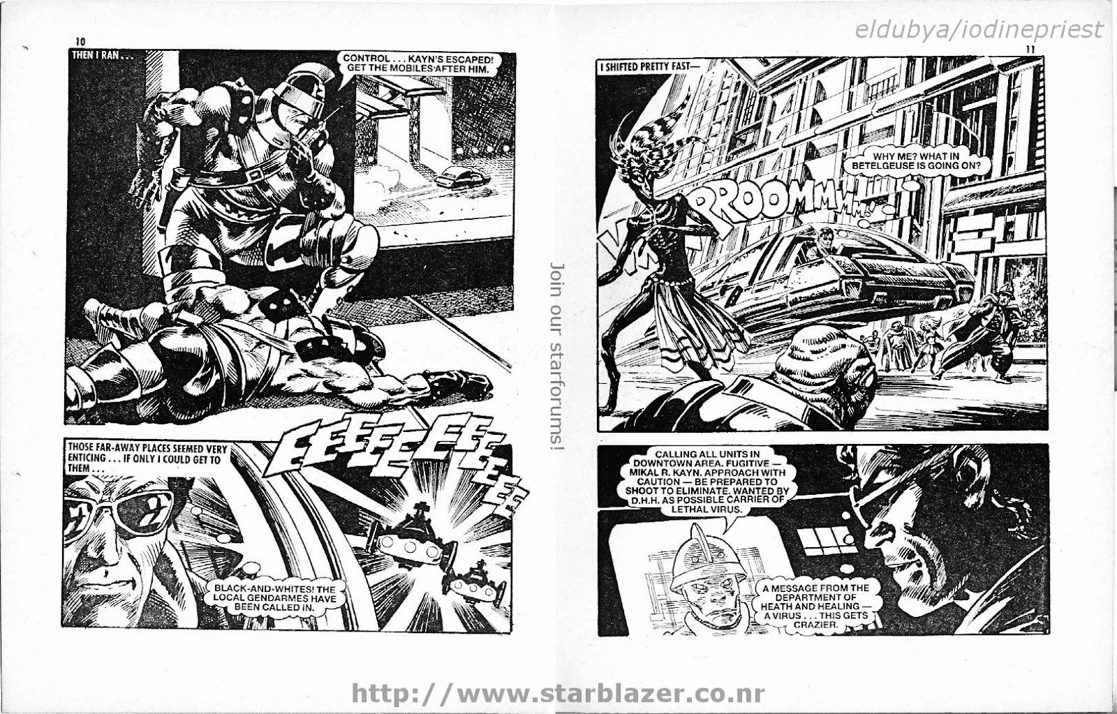 Starblazer issue 199 - Page 7