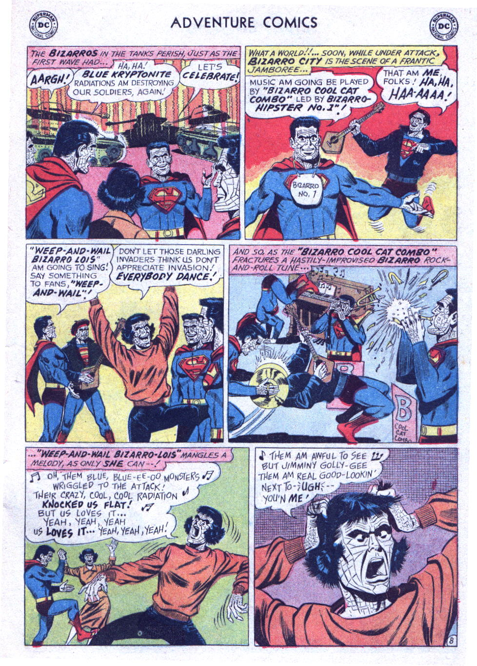 Read online Adventure Comics (1938) comic -  Issue #290 - 44