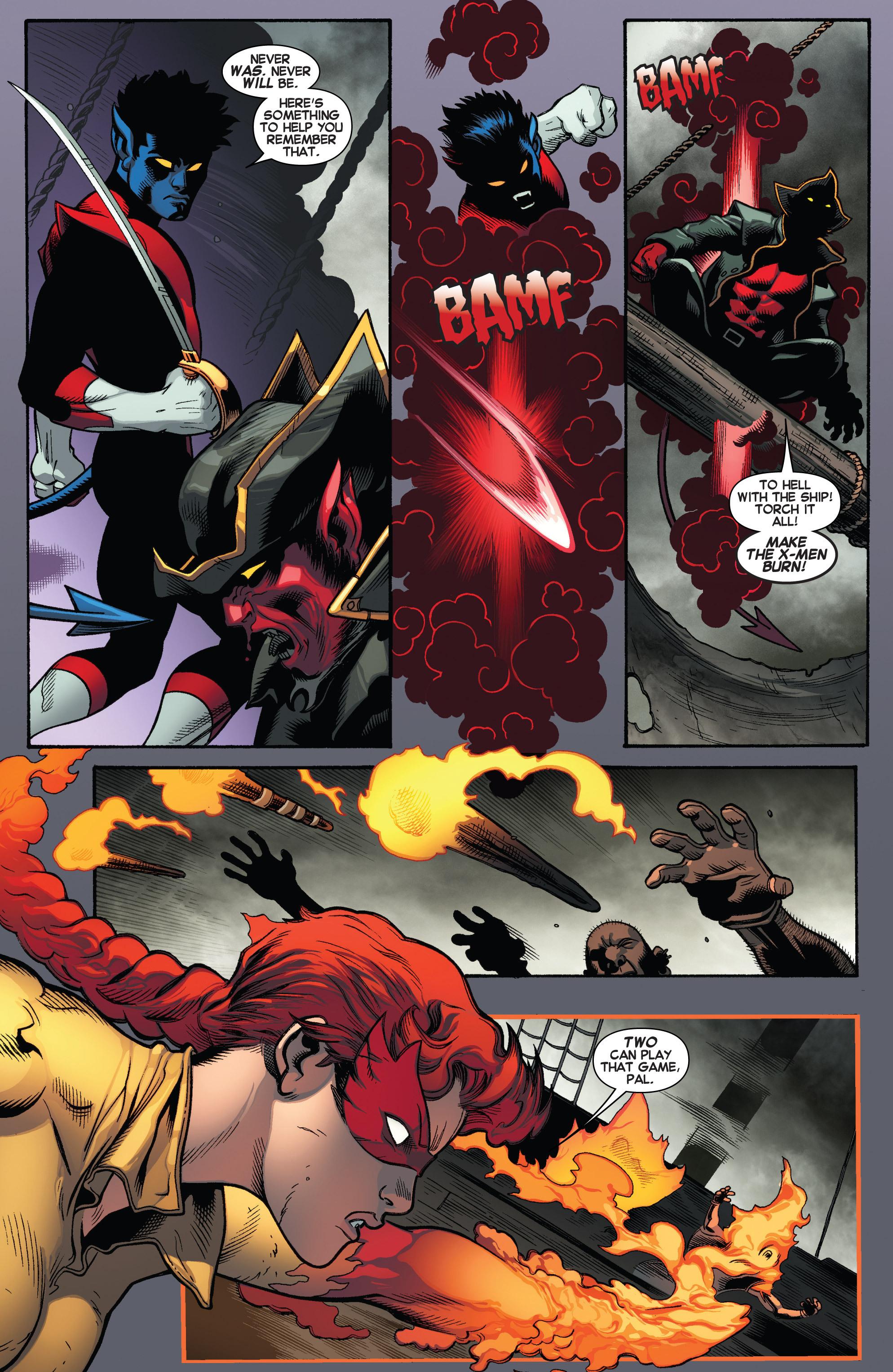 Read online Amazing X-Men (2014) comic -  Issue #5 - 9