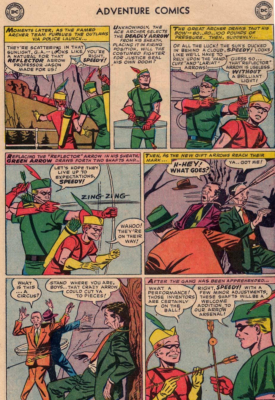Read online Adventure Comics (1938) comic -  Issue #186 - 37