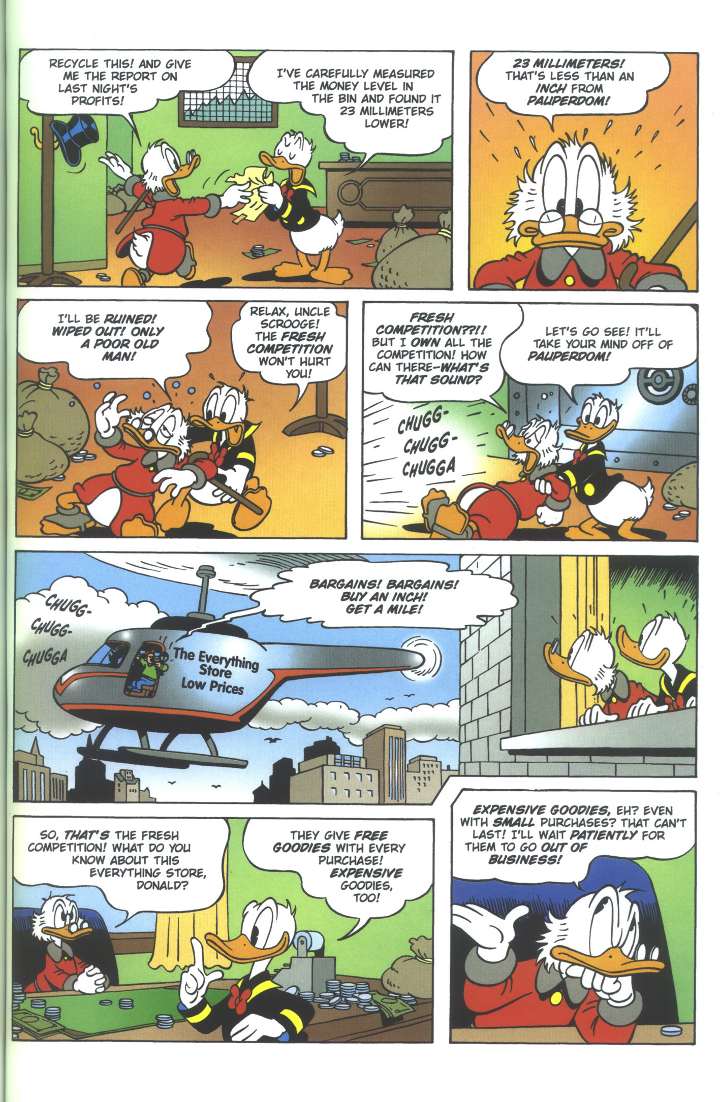 Read online Uncle Scrooge (1953) comic -  Issue #355 - 55